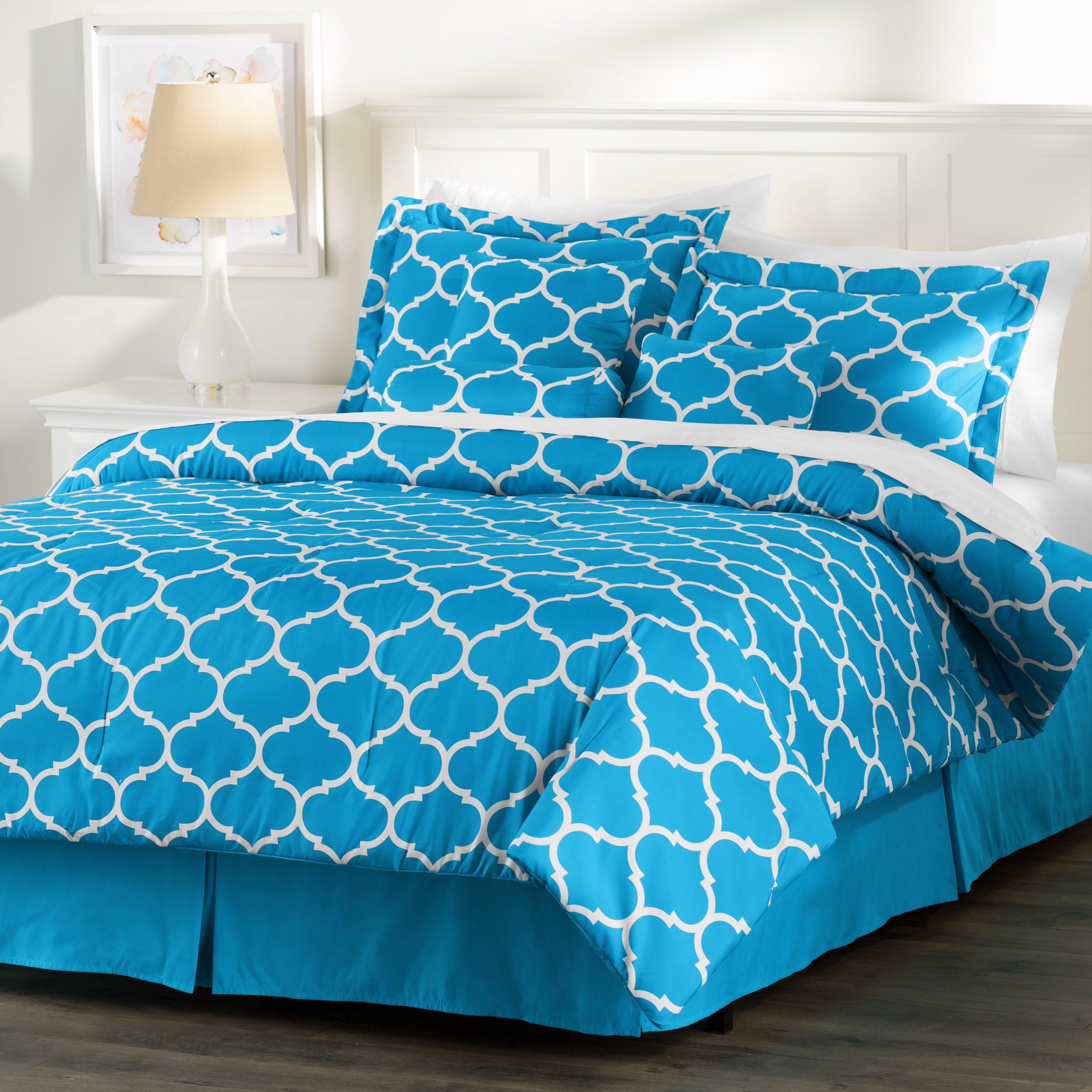 Wayfair basics wayfair basics 7 piece comforter set amp reviews - Wayfair Basics Wayfair Basics Comforter Set Reviews