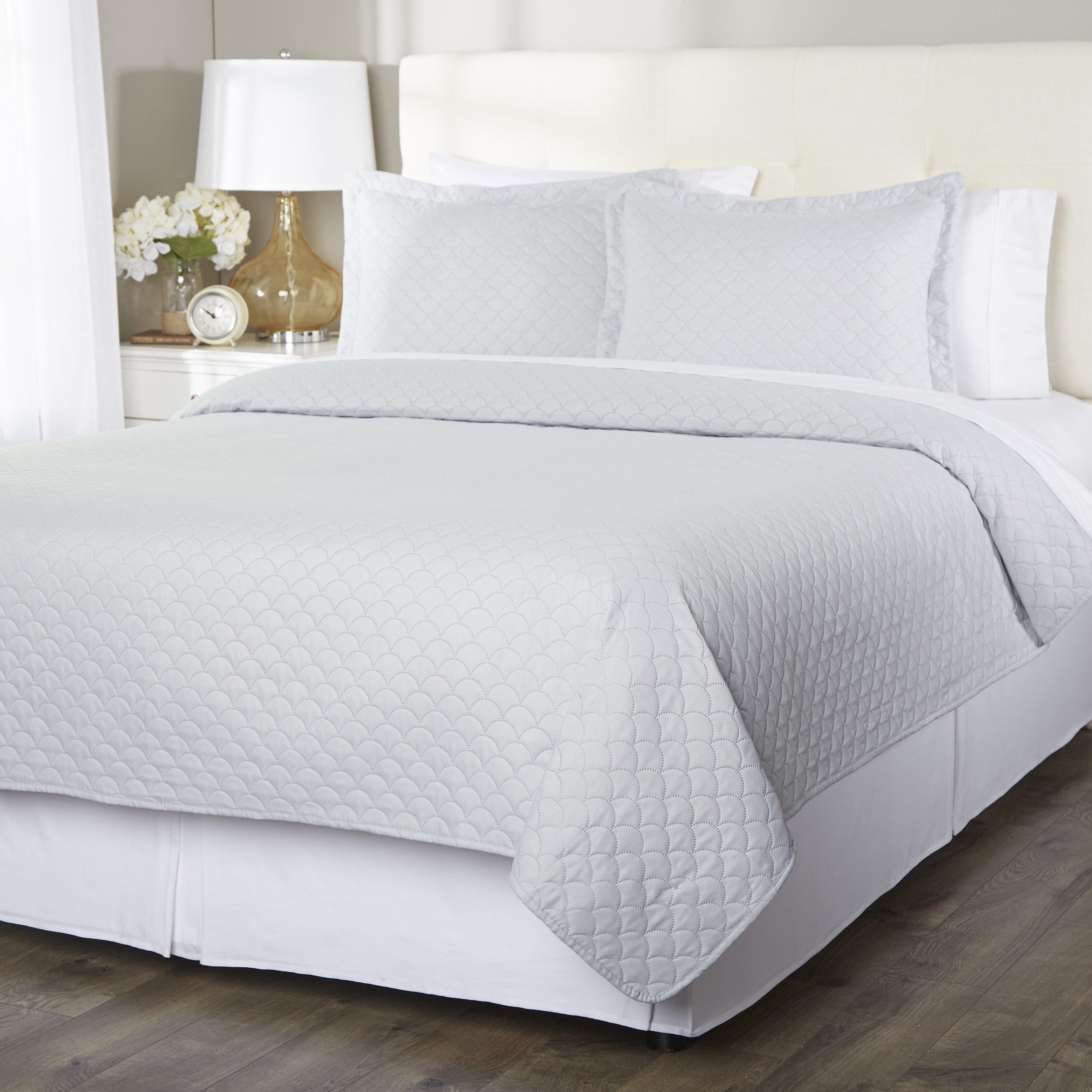 Wayfair Basics Wayfair Basics Quilt Set Amp Reviews Wayfair