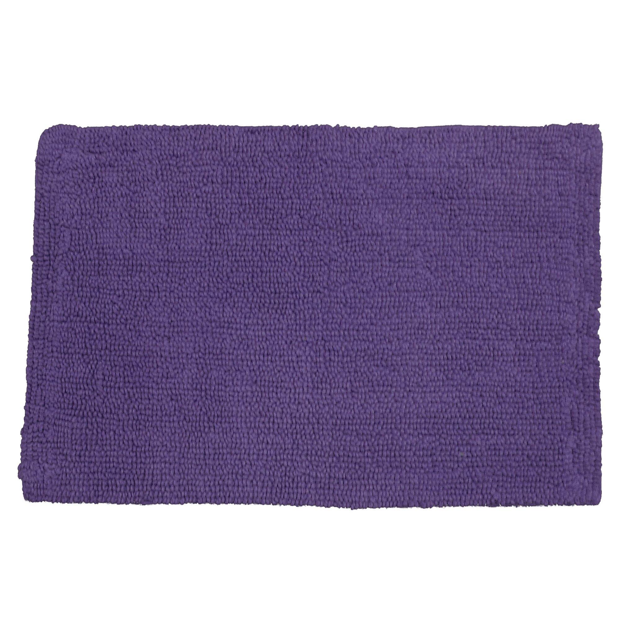 Janey lynn 39 s designs inc giggly grape area rug reviews wayfair - Grape design kitchen rugs ...