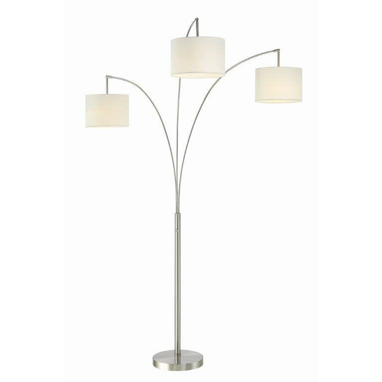 Artiva usa lumiere 80 arched floor lamp reviews for Arch floor lamps for living room