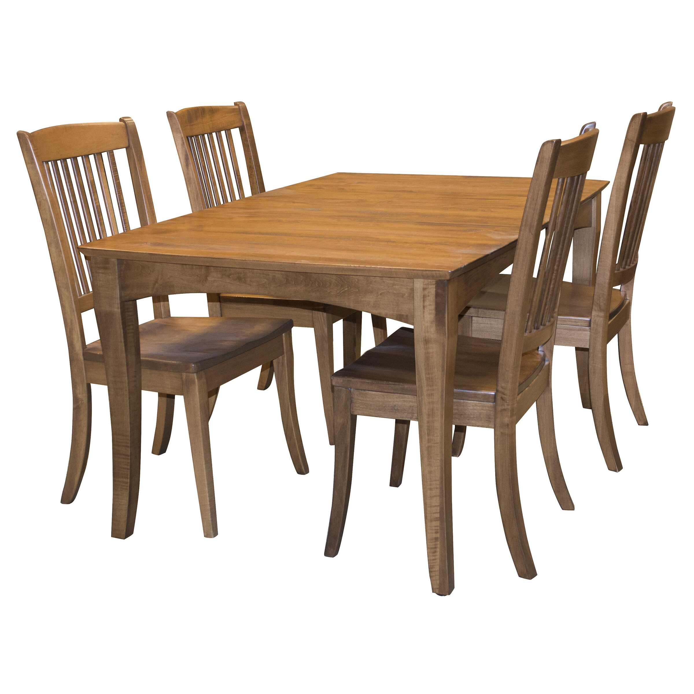 Standard height of dining table standard furniture cameron for Best dining room table height