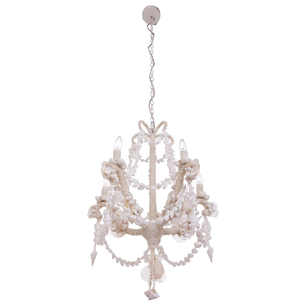 kouboo 5 light candle style chandelier wayfair