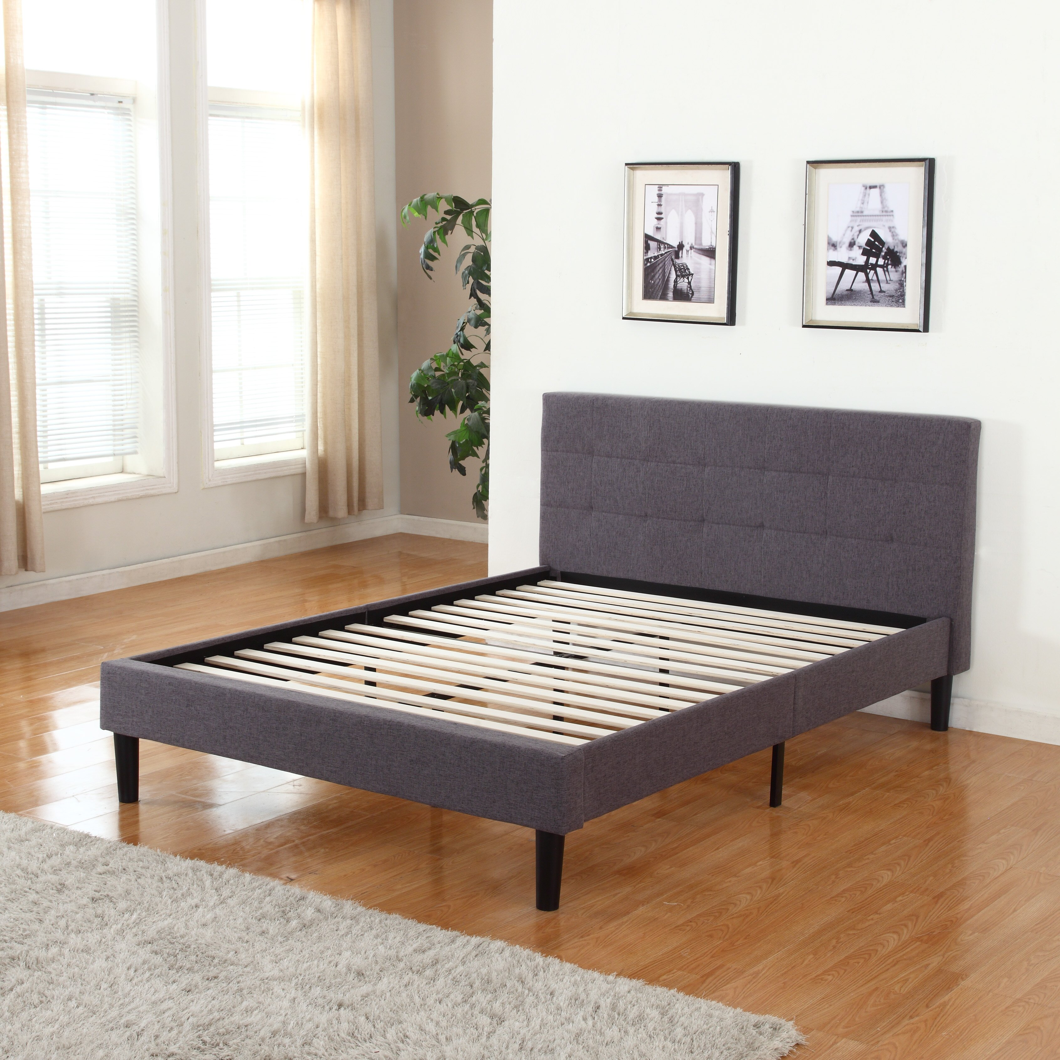 Madison Home USA Bed Frame & Reviews