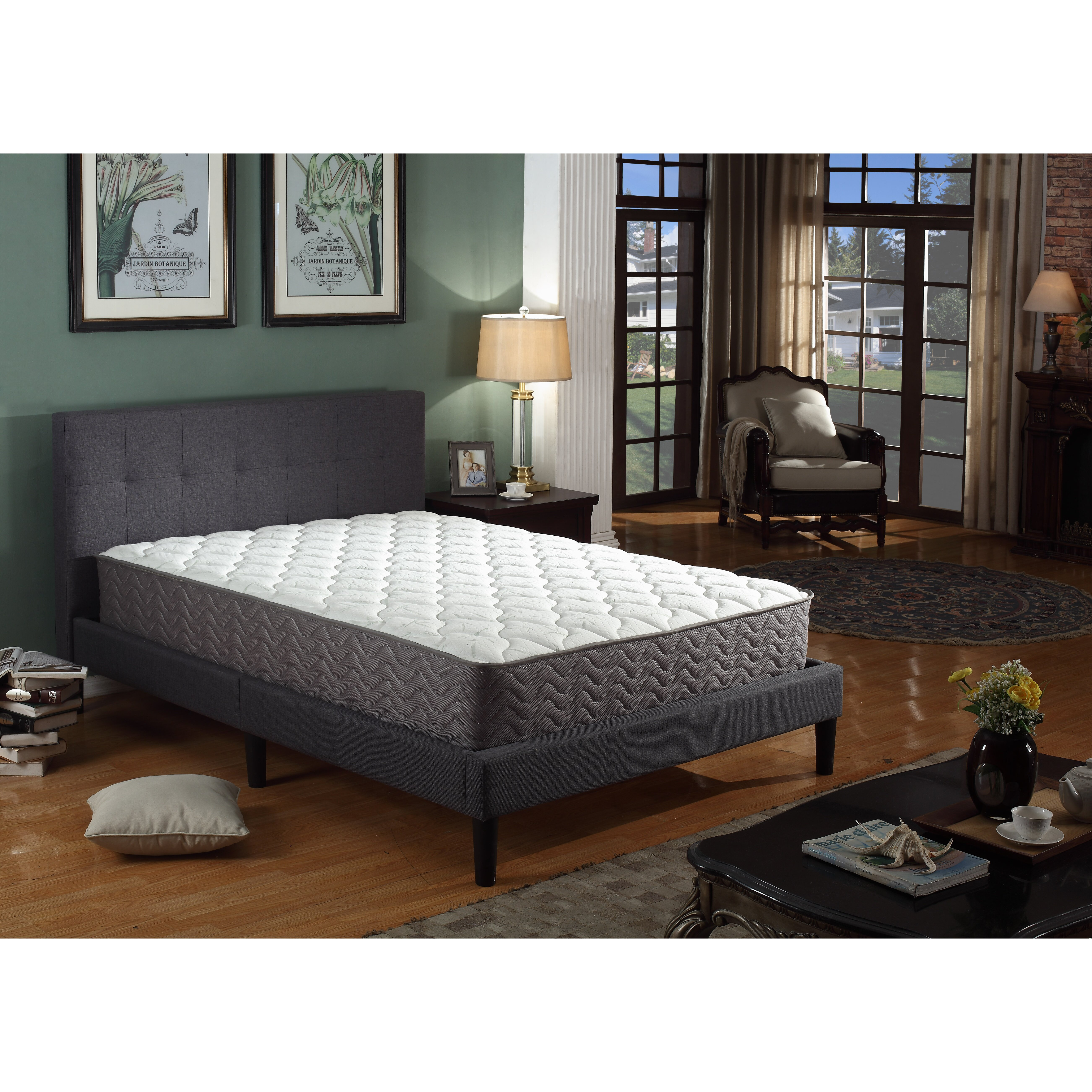 """1085 Best Images About Bedroom Furniture On Pinterest: Madison Home USA 12"""" Firm Mattress & Reviews"""