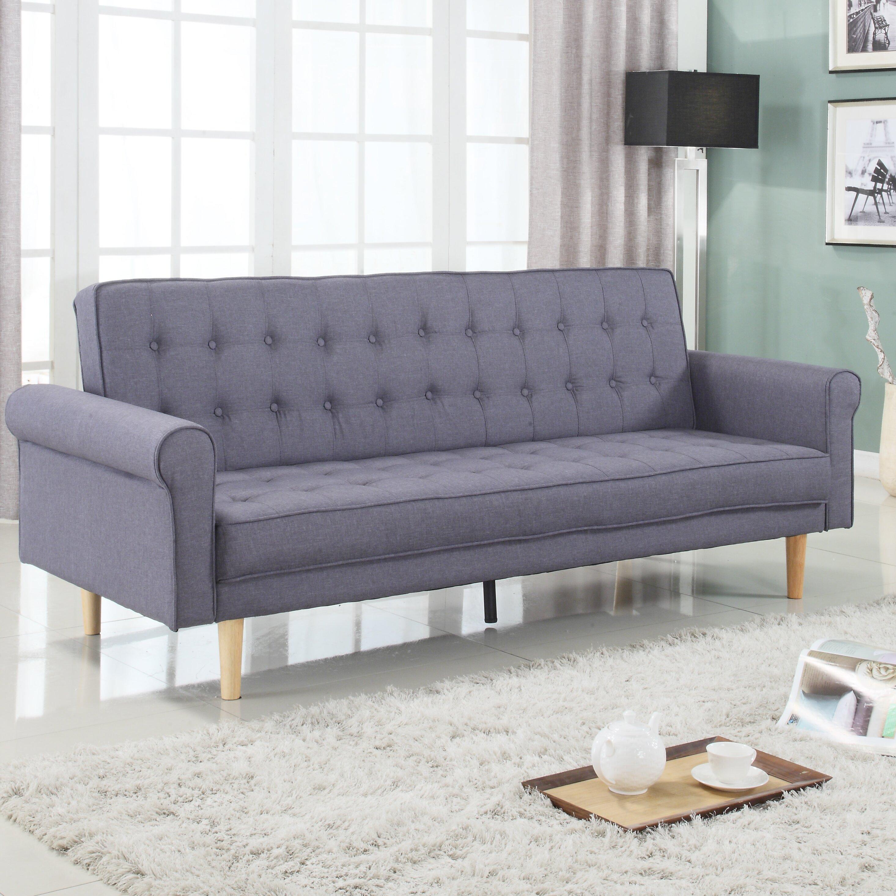 Madison Home Usa Futon Sofa Reviews Wayfair