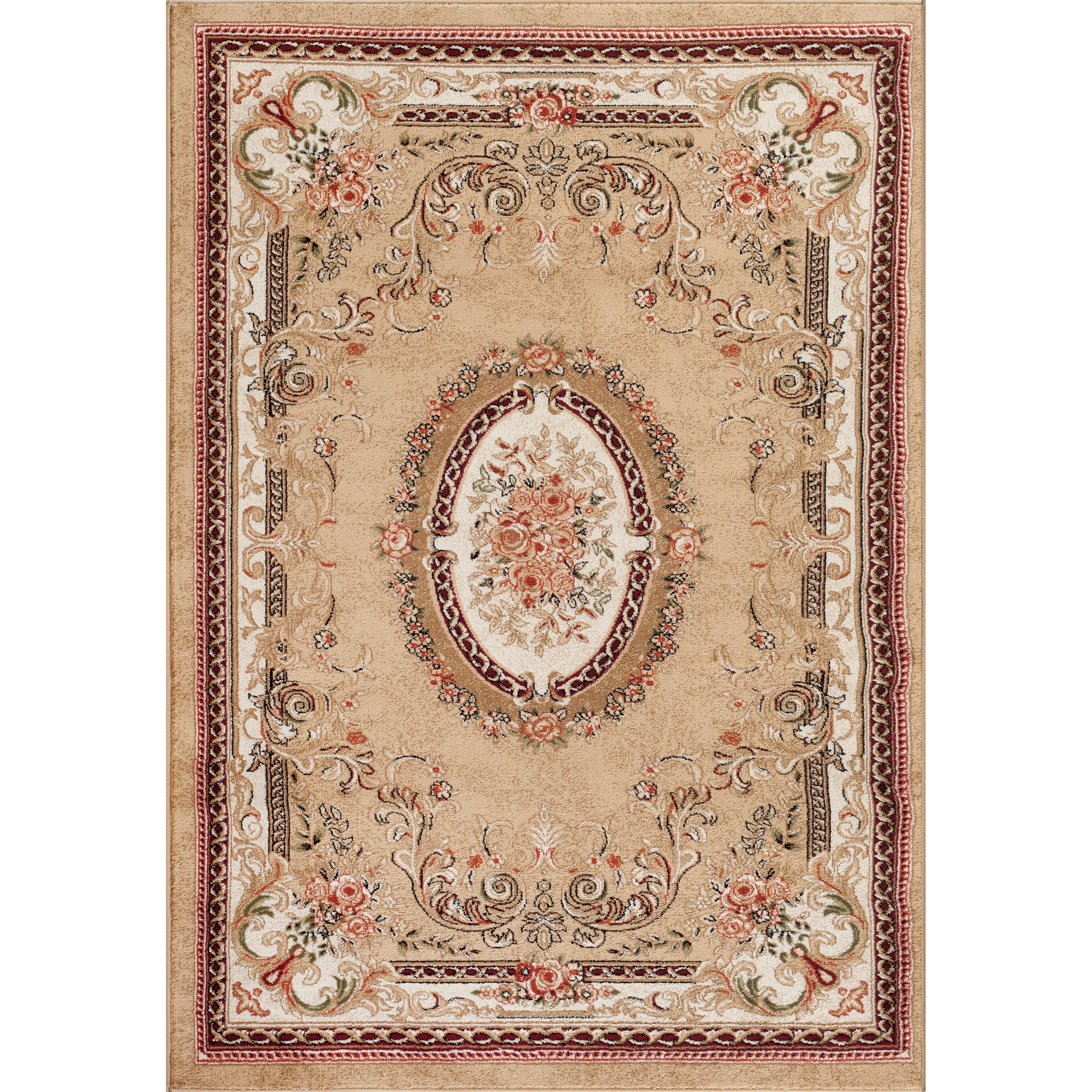 Persian rugs traditional beige area rug reviews wayfair for Where can i buy area rugs