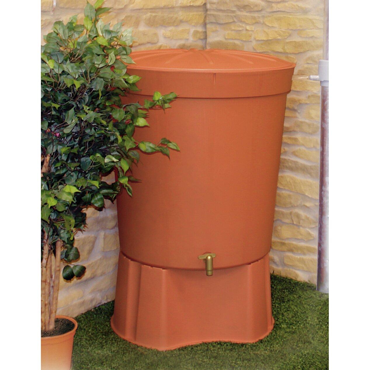 Tierra Garden Graf 79 Gallon Rain Barrel Wayfair