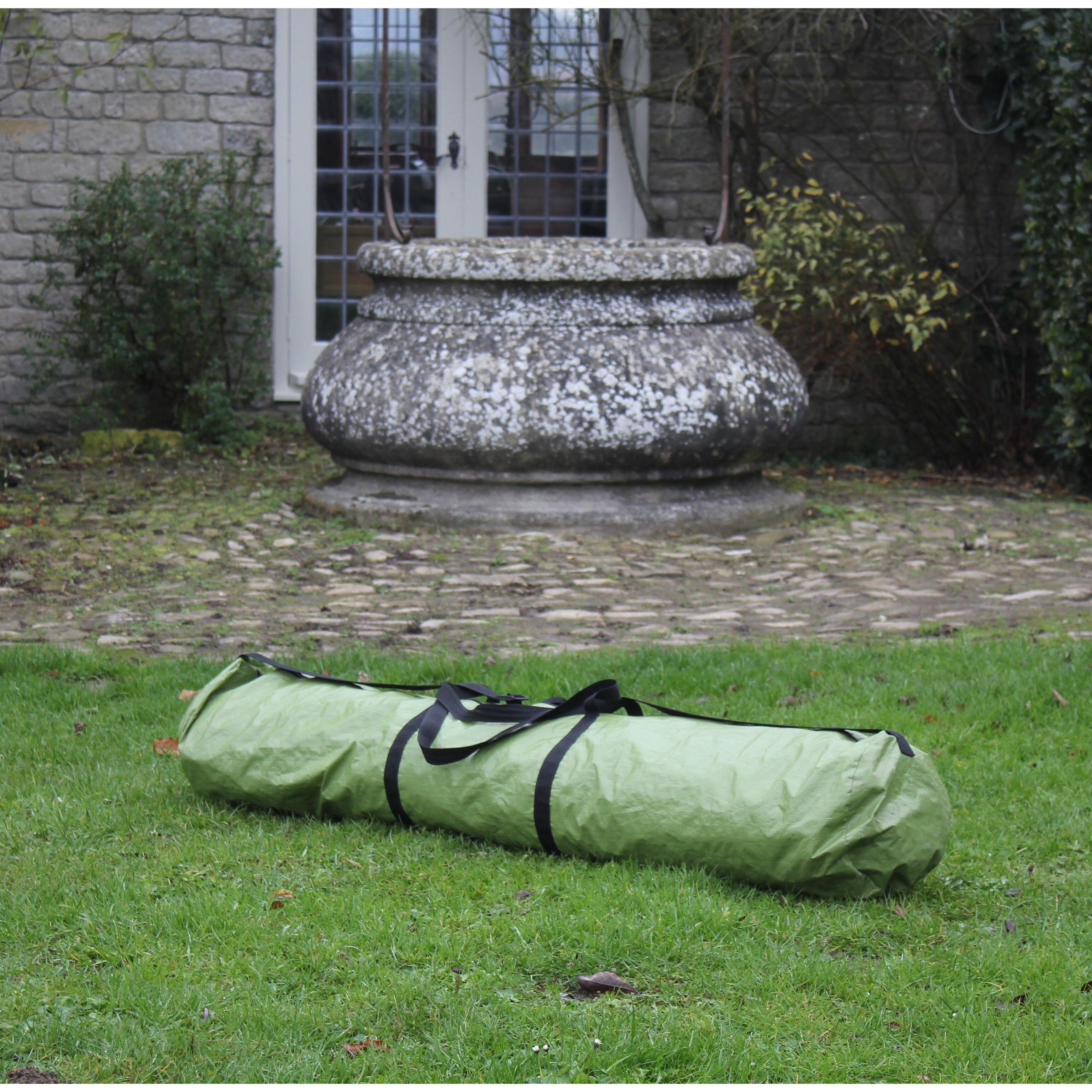 Tierra Garden Haxnicks Ft W X Ft D Greenhouse
