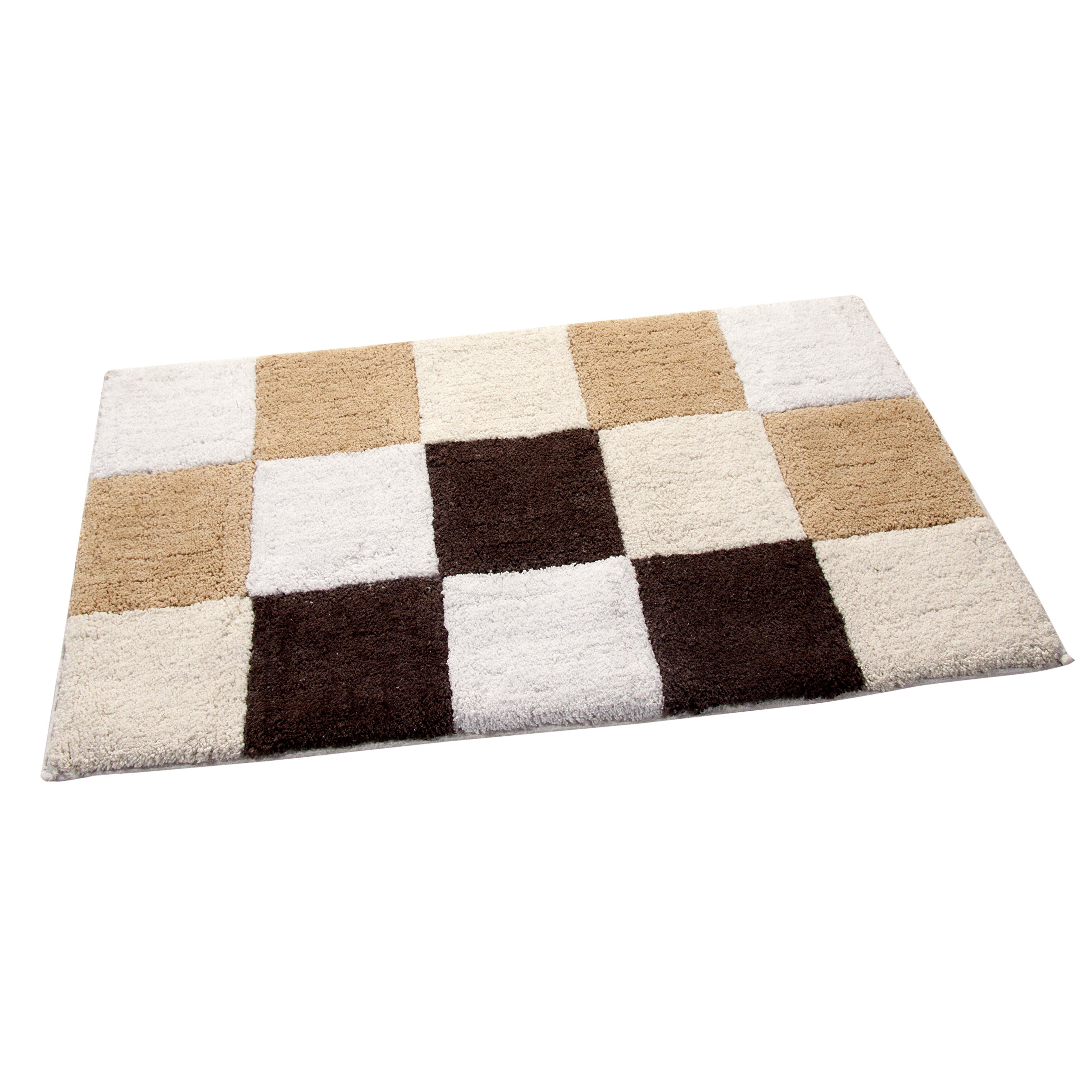 saffron fabs 2 piece 100 cotton bath rug set reviews