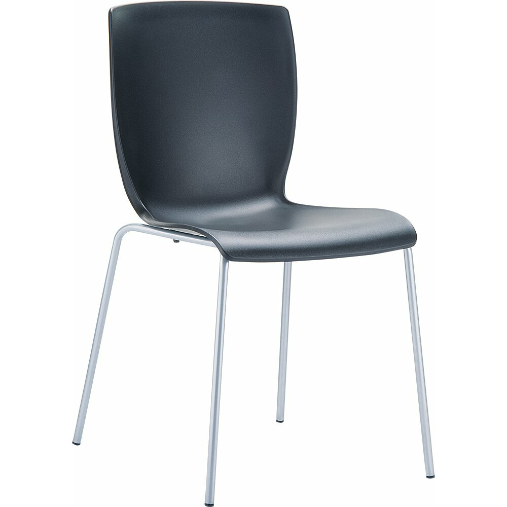 Siesta Exclusive Mio Armless Stacking Chair | Wayfair Supply