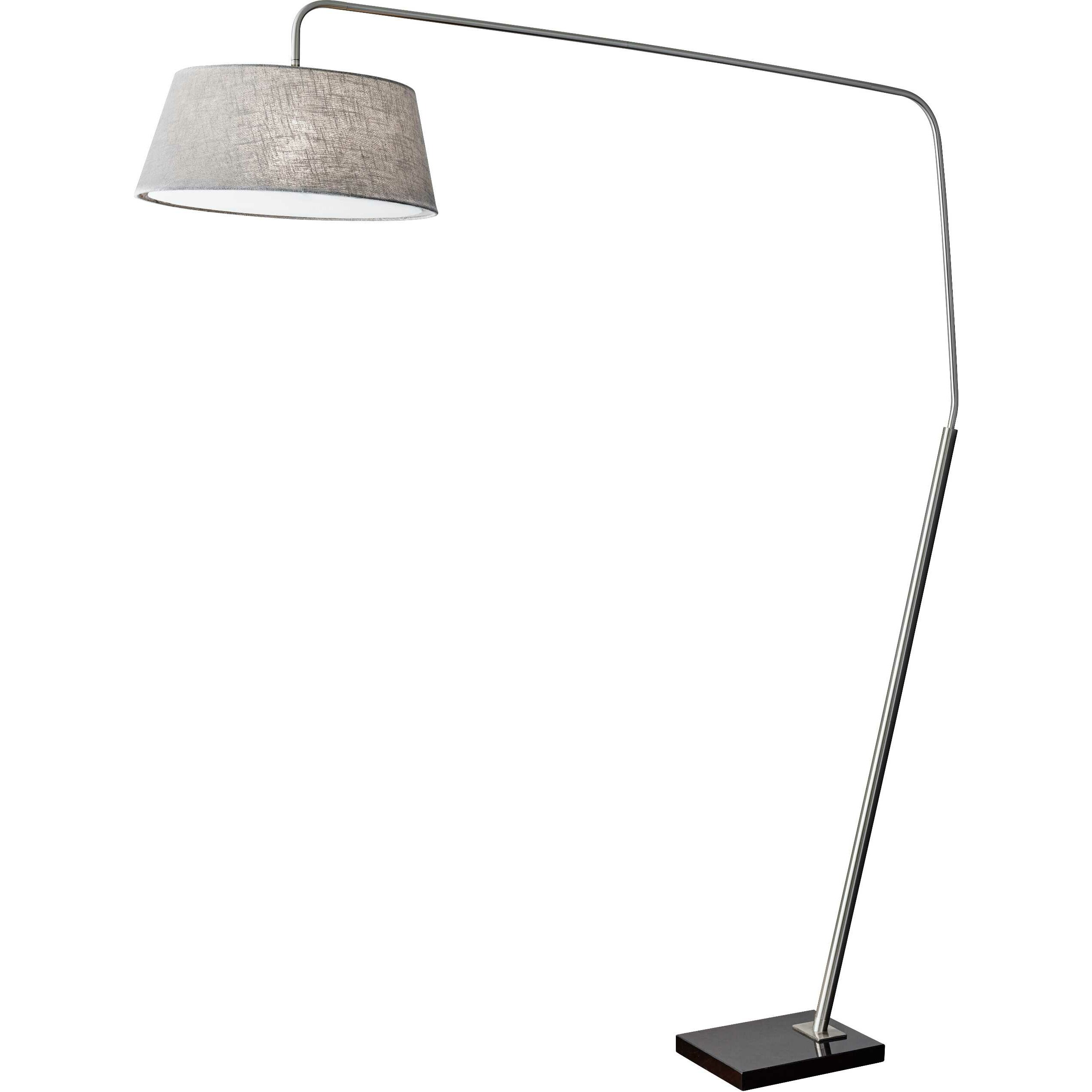 Adesso Ludlow Louisa 85 Quot Arched Floor Lamp Amp Reviews Wayfair
