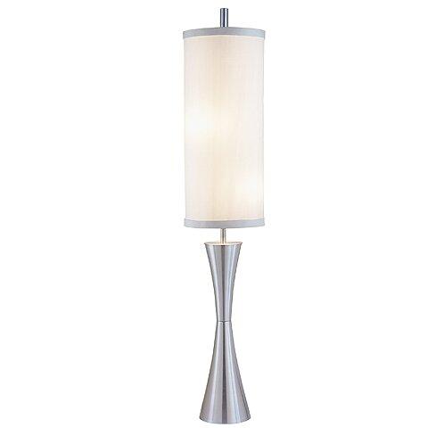 Adesso geneva 77quot floor lamp reviews wayfair for Wayfair adesso floor lamp
