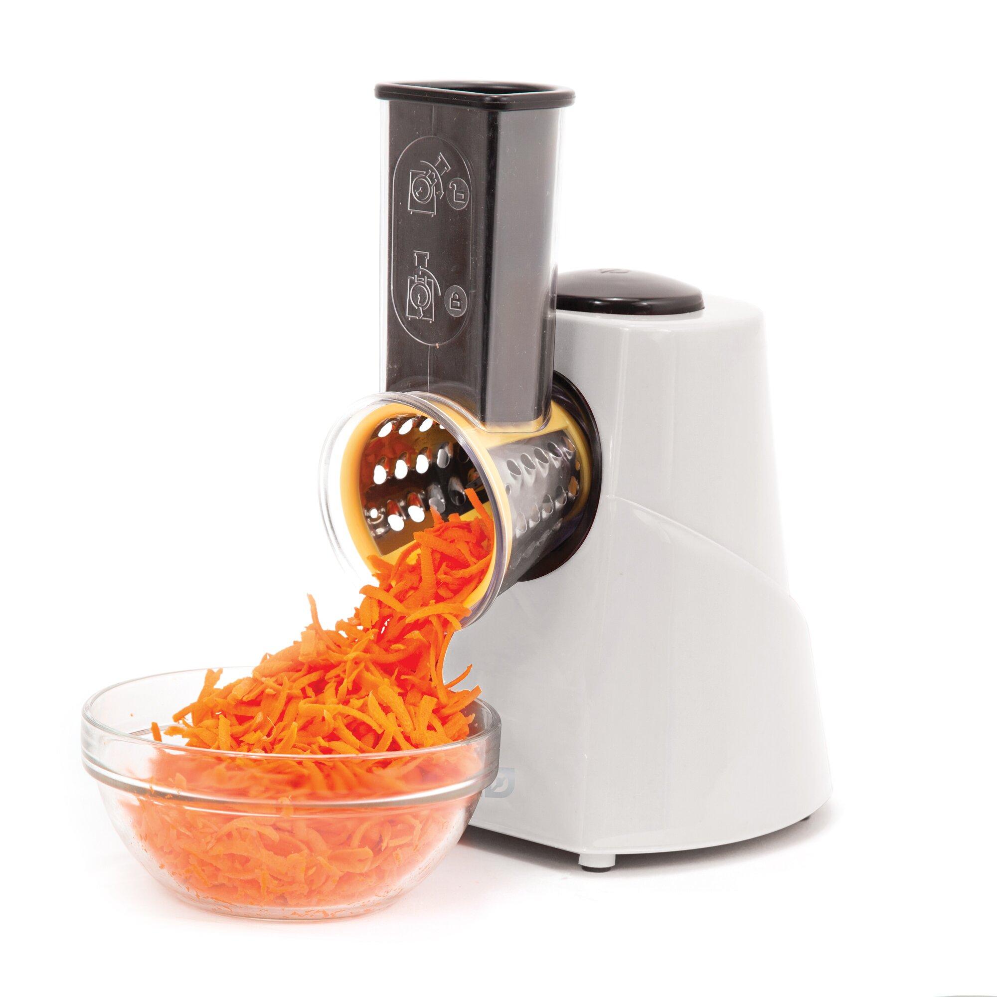 Dash Dash Electric Food Shredder Salad Chef Wayfair