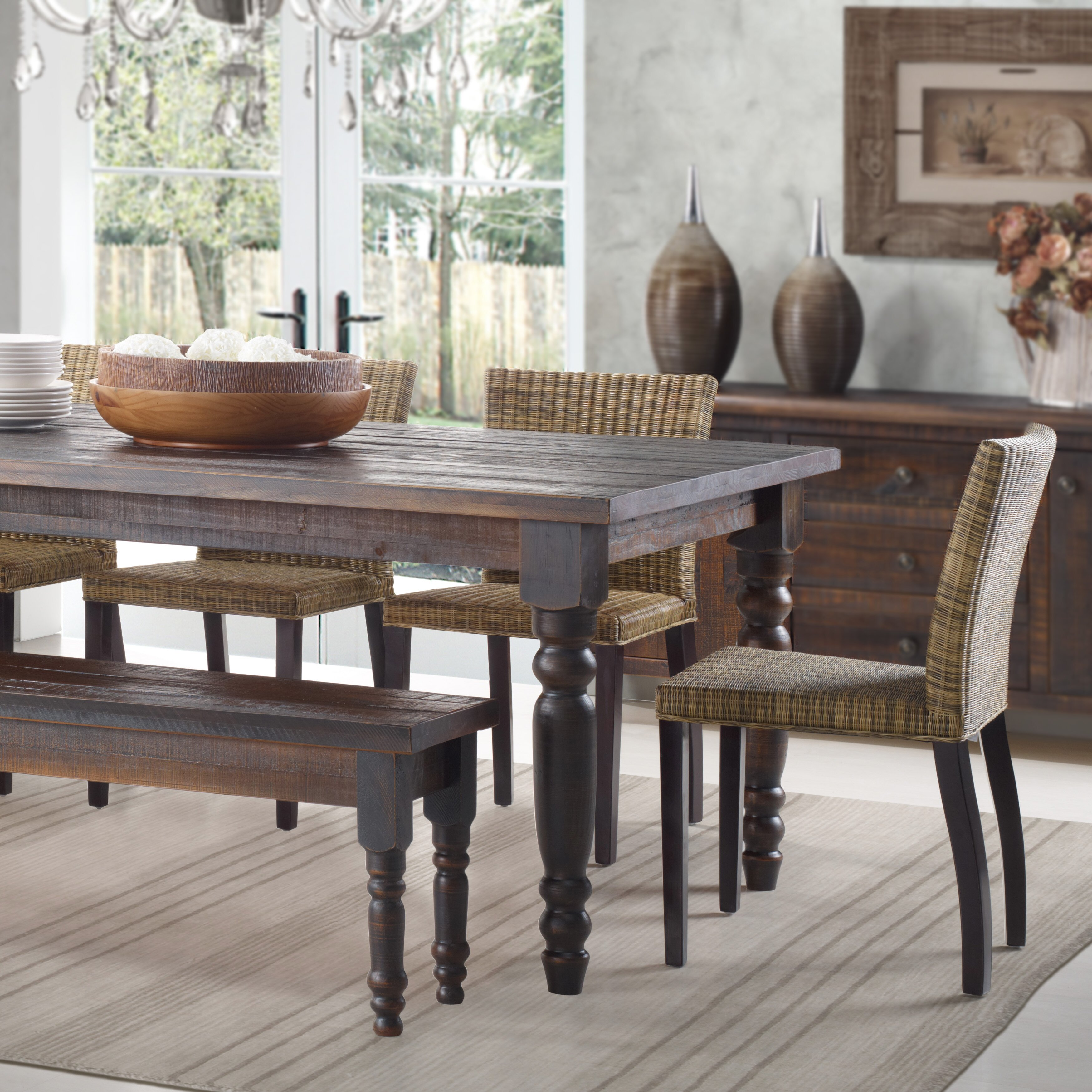 Grain Wood Furniture Valerie Dining Table & Reviews