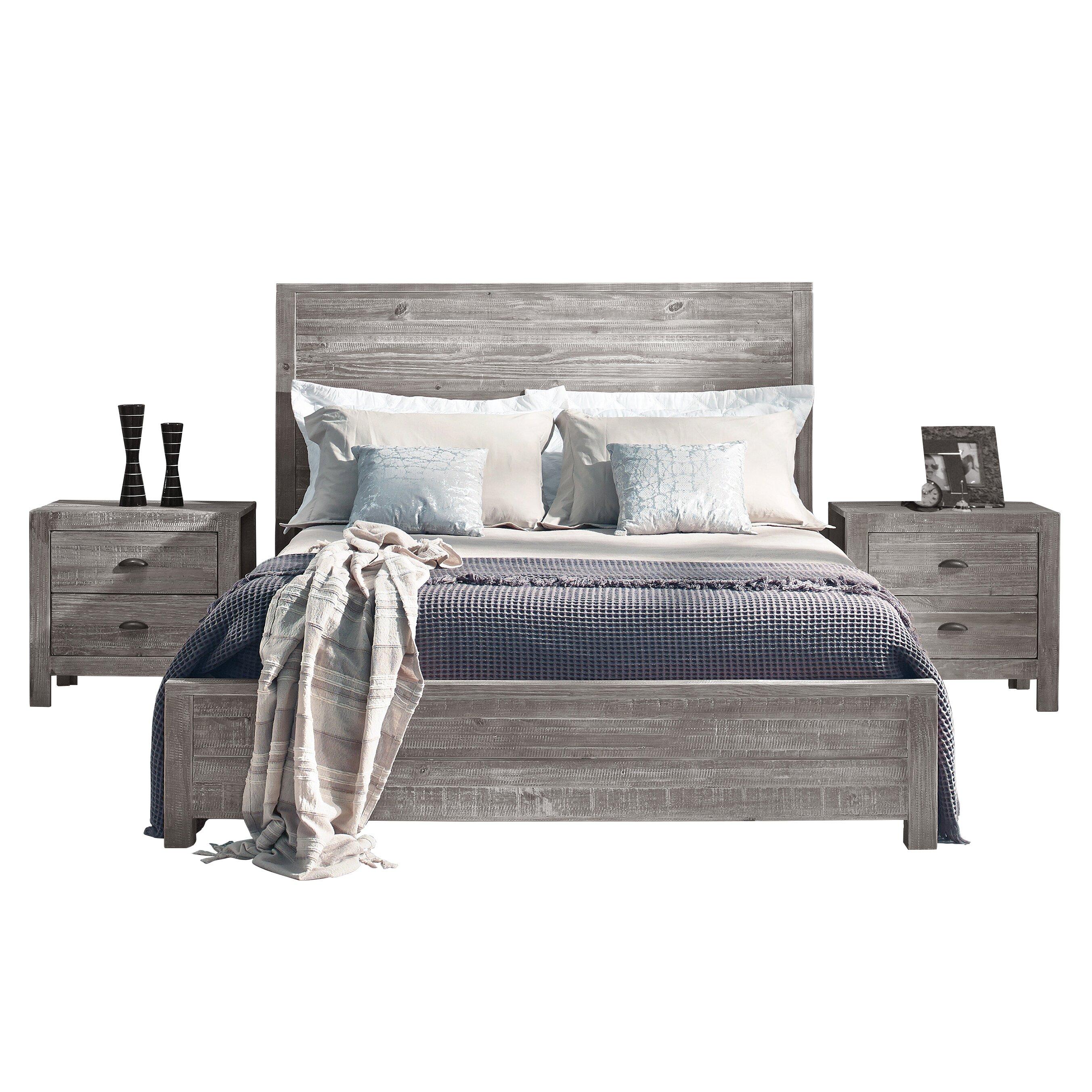 Grain Wood Furniture Montauk Panel