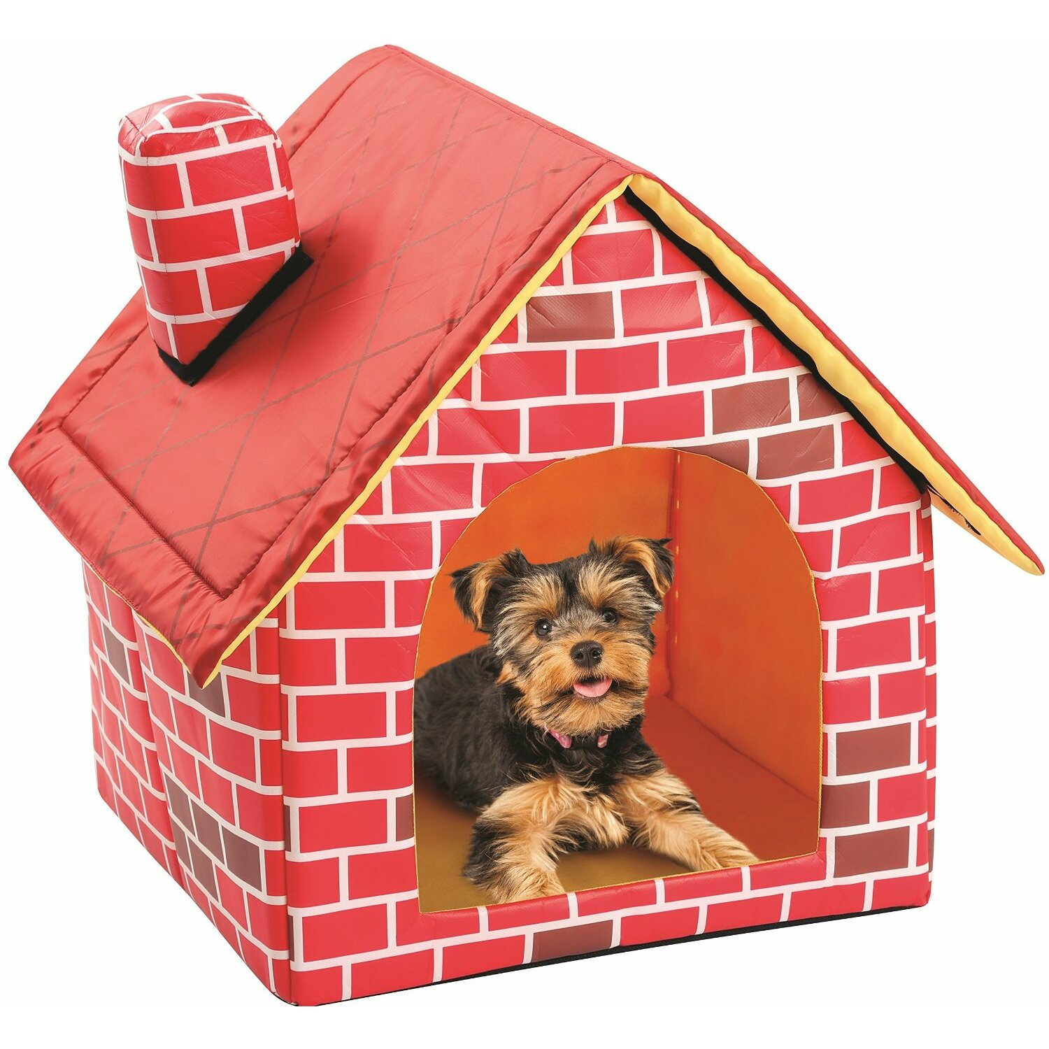 Imperial Home Portable Indoor Dog House Reviews Wayfair