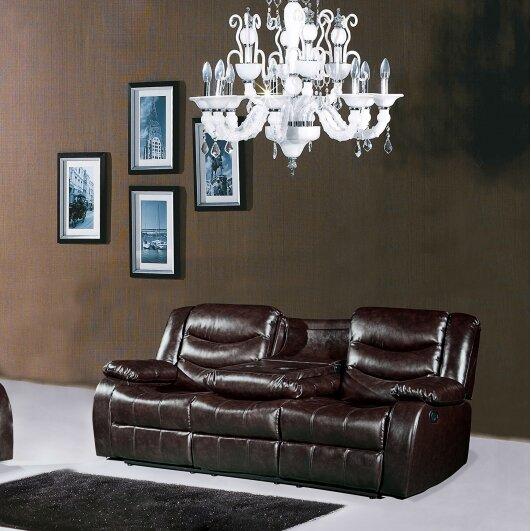 Meridian Furniture USA Reclining Living Room Collection Reviews Wayfair