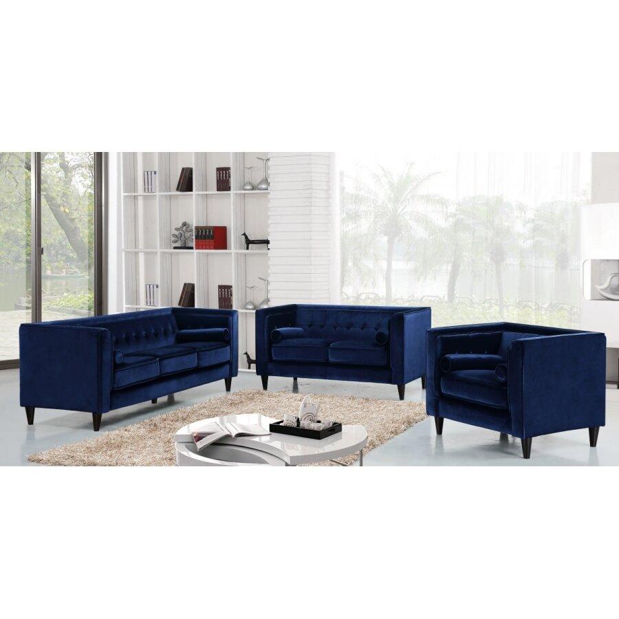 Meridian Furniture USA Taylor Living Room Collection Reviews Wayfair