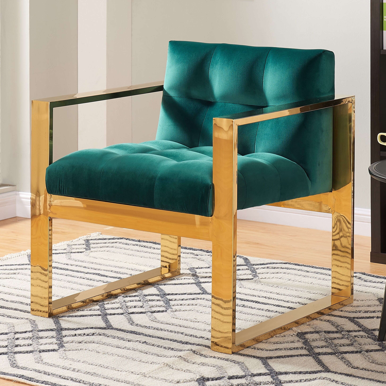 Meridian Furniture Usa Mia Arm Chair Wayfair