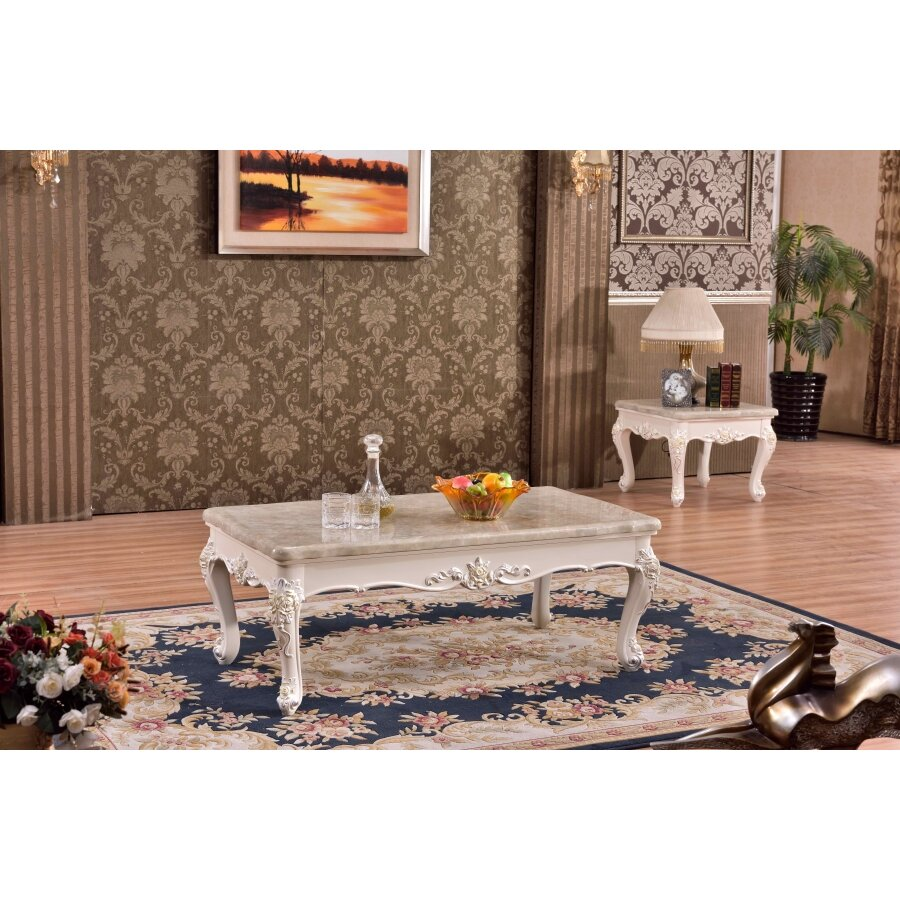 Meridian Furniture Usa Fabia Coffee Table Wayfair