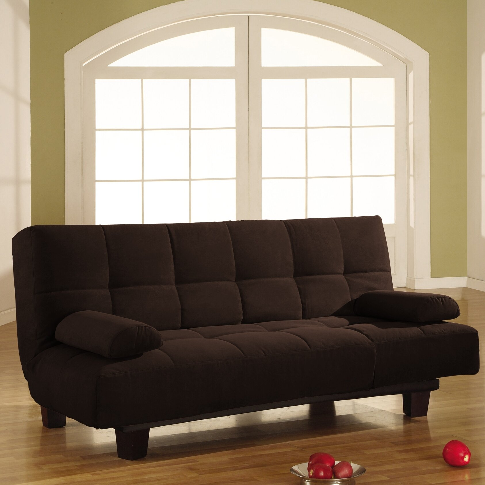 Convertible Ottoman Chair Costco: LifeStyle Solutions Serta Dream Sleeper Sofa & Reviews