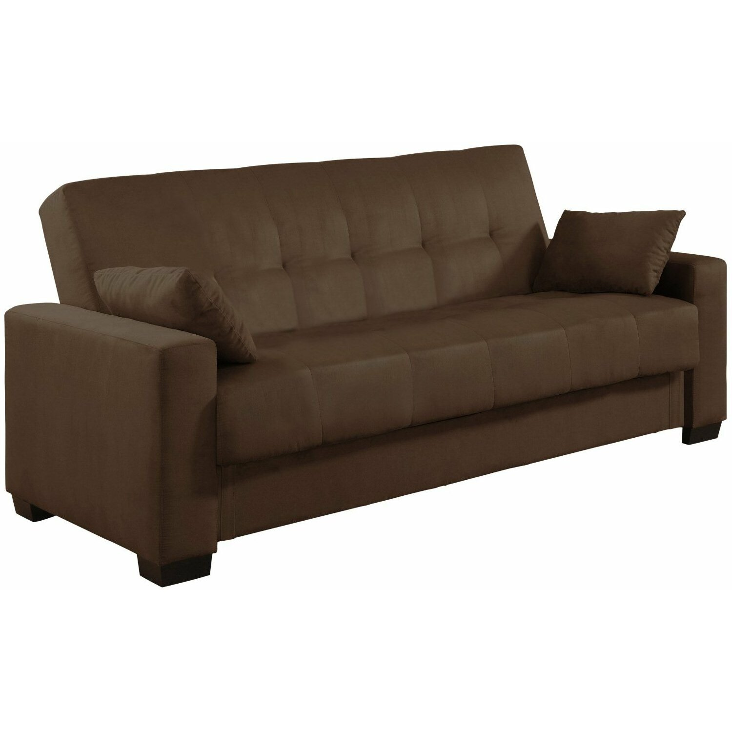 Lifestyle solutions casual convertibles sleeper sofa for Sofa convertible 2 places