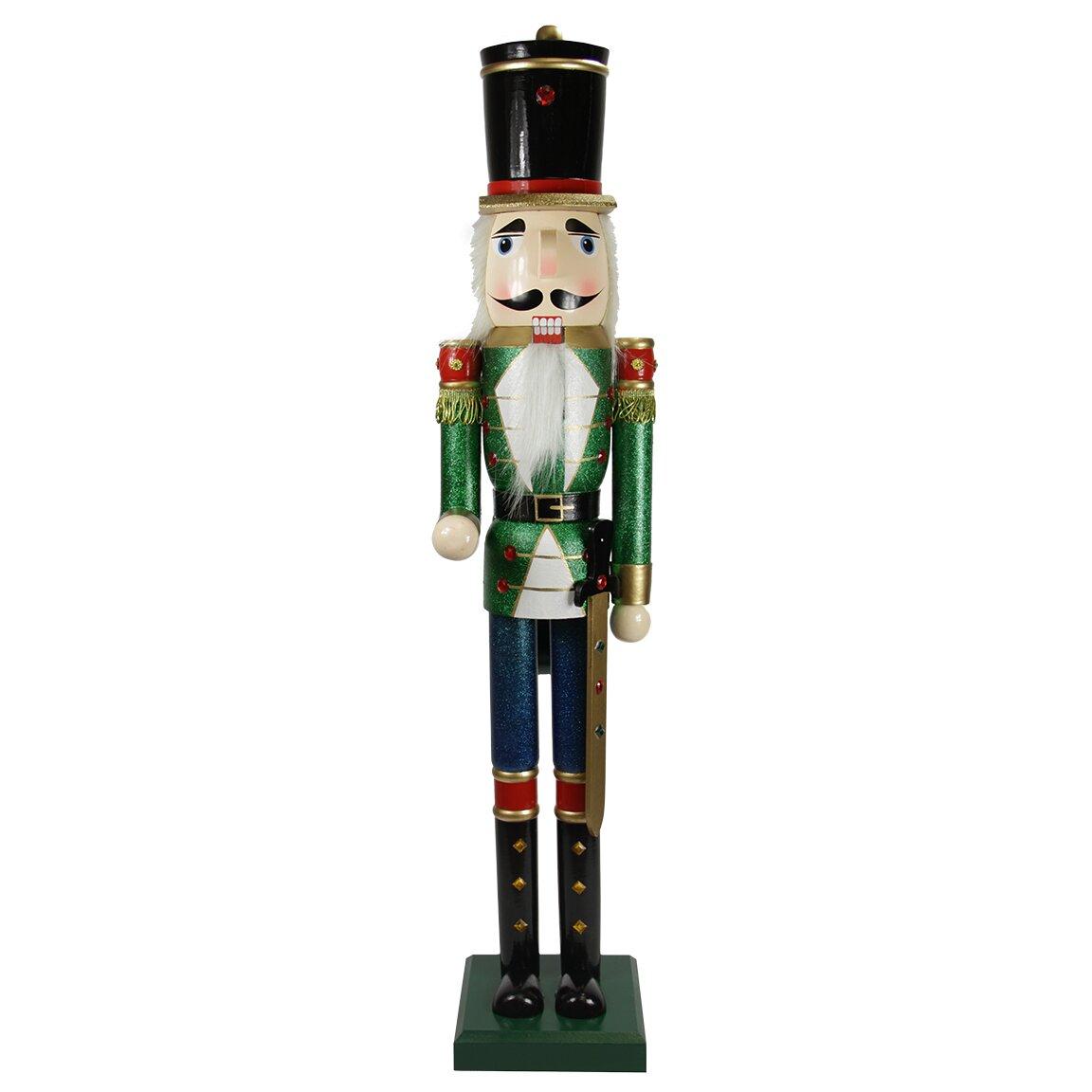Christmas Wooden Nutcracker Soldier