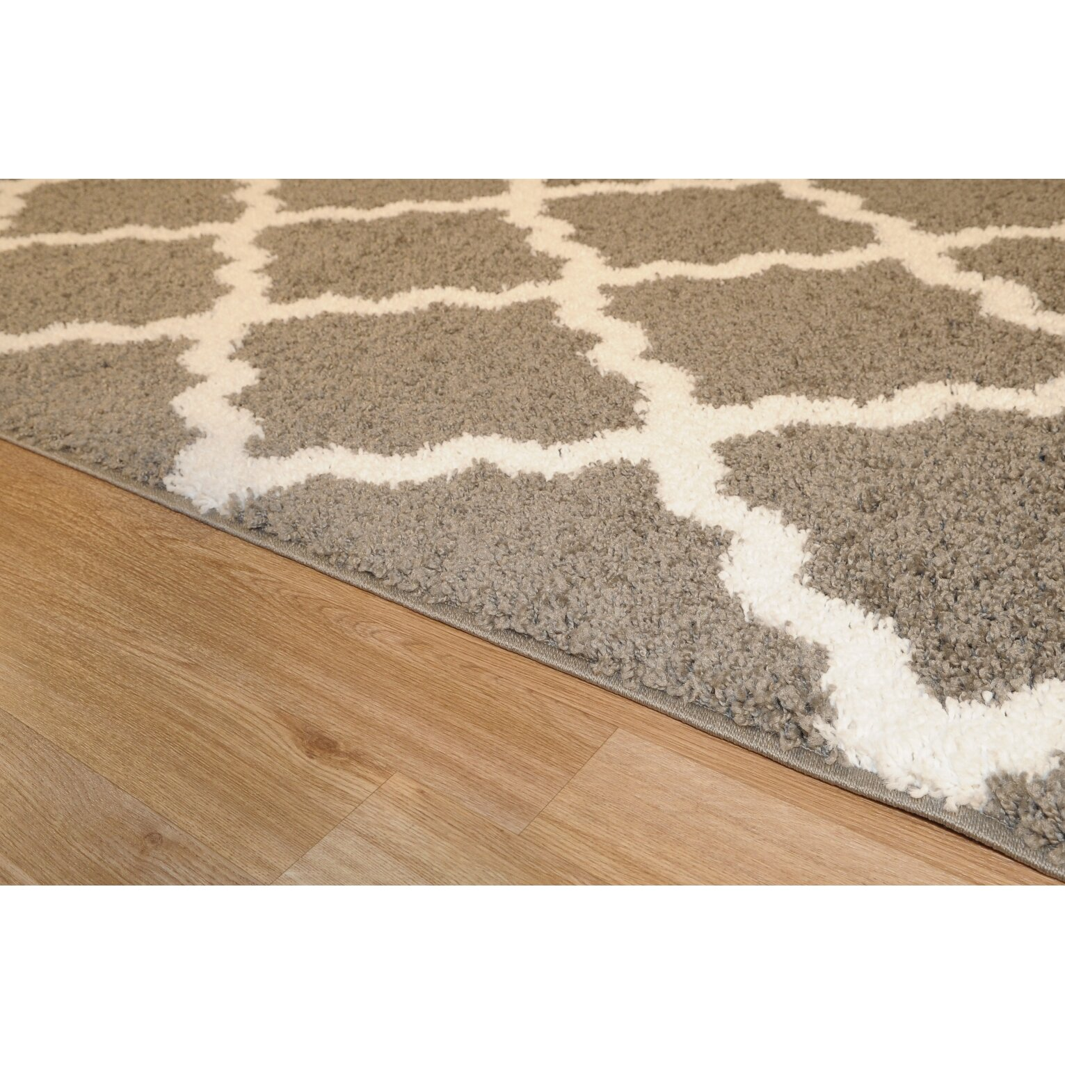 Grey White Area Rug Artistic Weavers Pollack Stella
