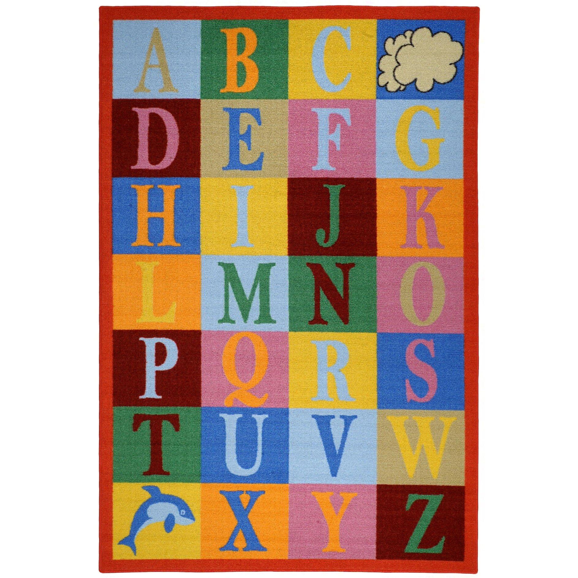 Rugnur Bambino Kids Fun Time Educational Alphabet Boxes