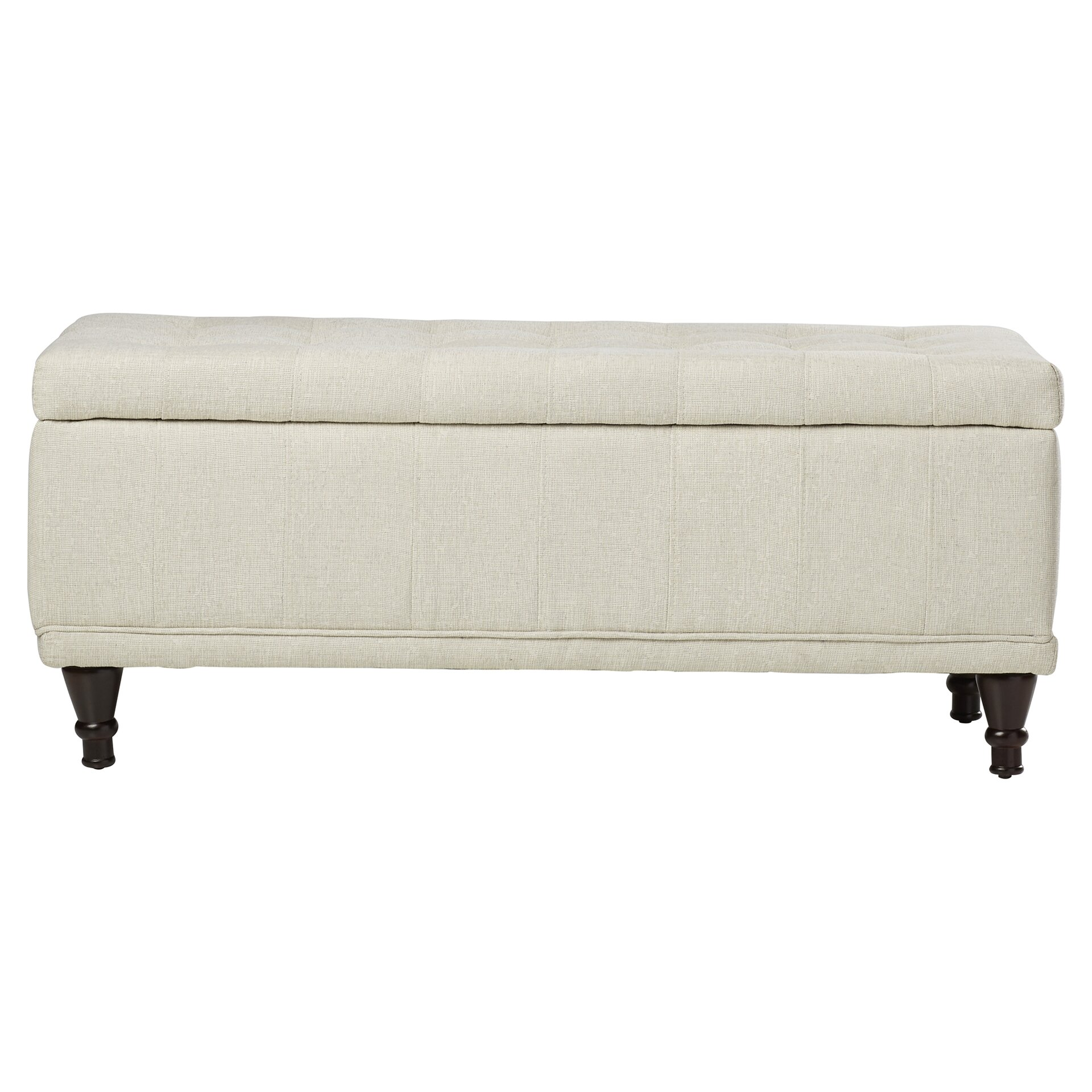 darby home co attles fabric bedroom storage ottoman