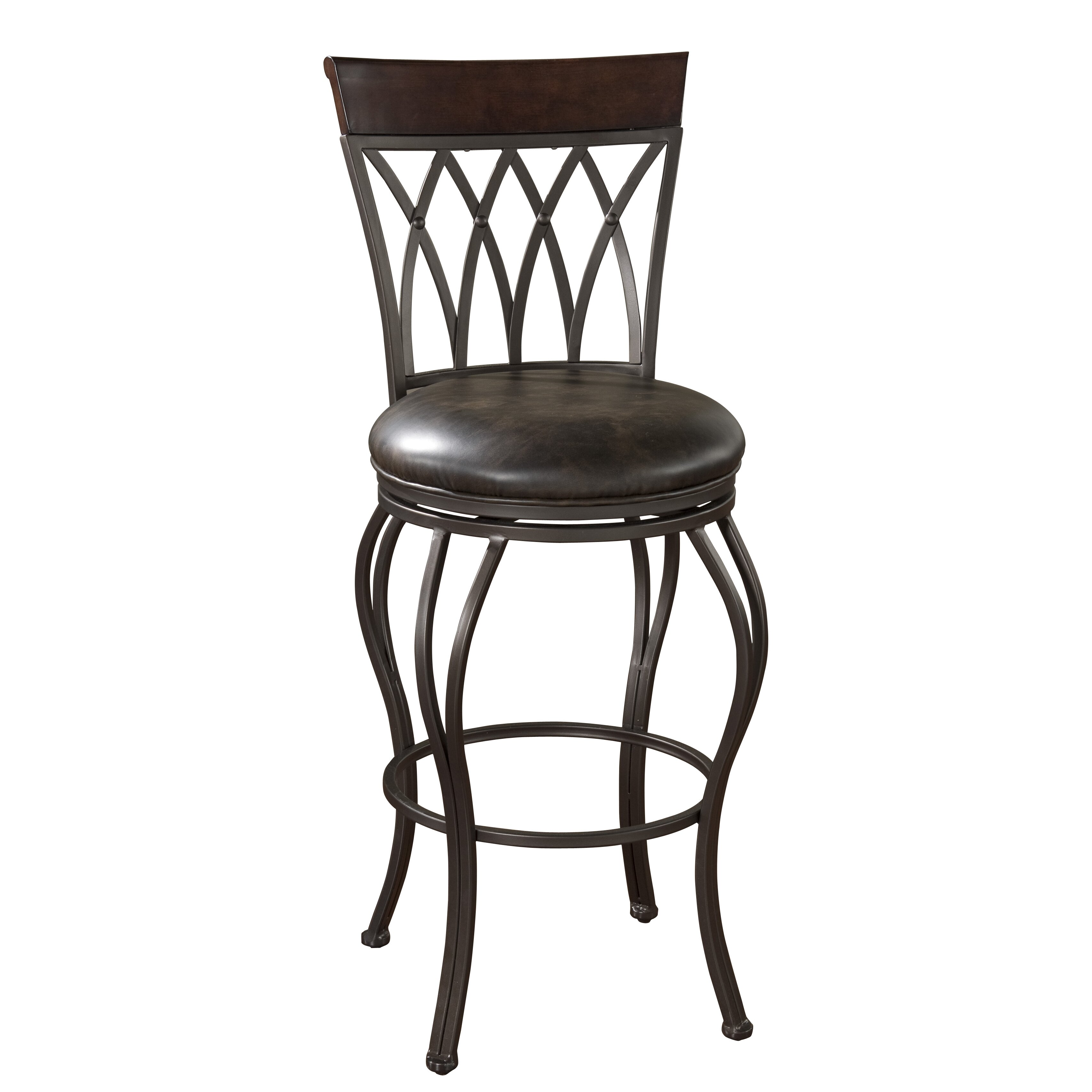 Darby Home Co Fillmore 34 Quot Swivel Bar Stool Amp Reviews