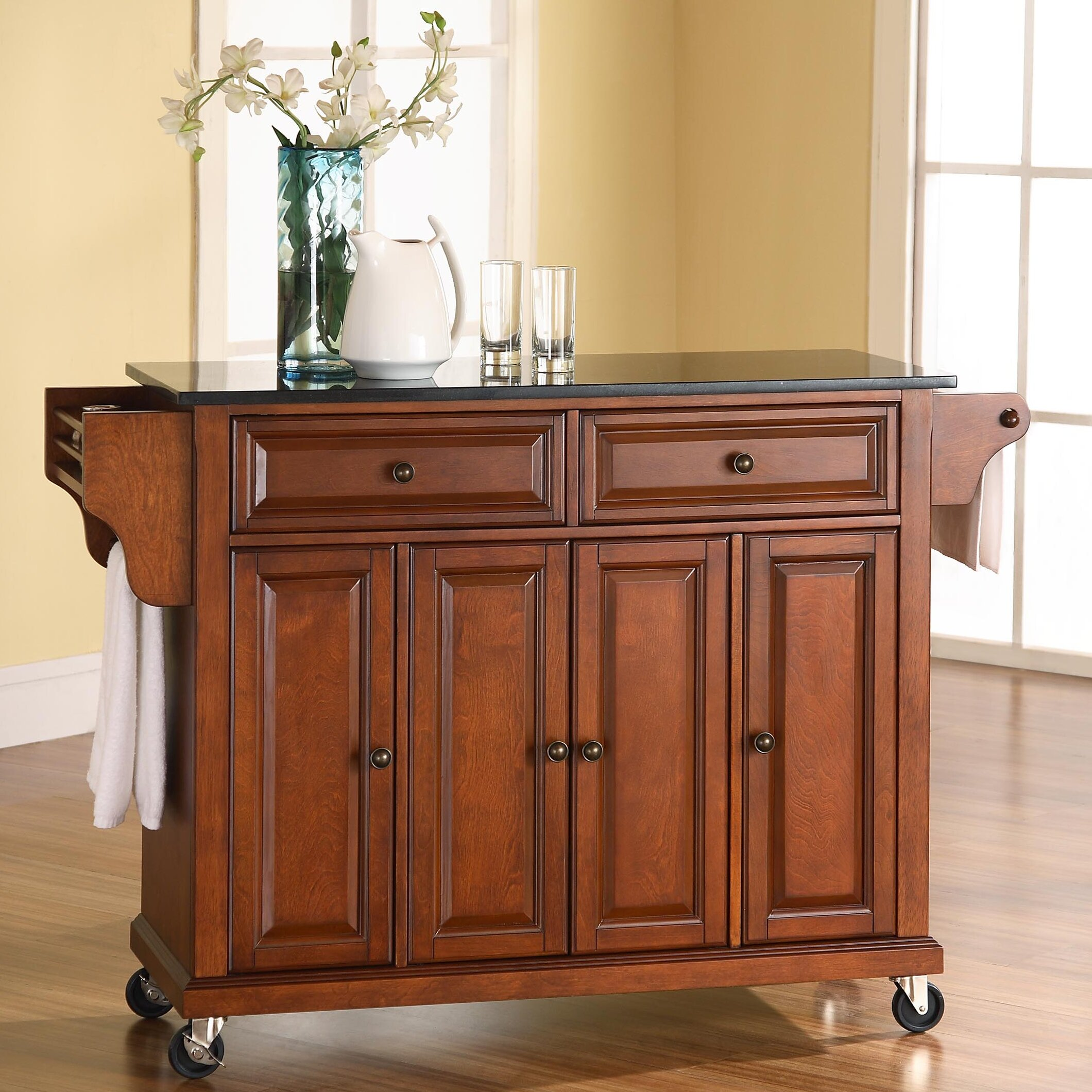 Kitchen Island With Granite Top Easy Home Kitchen Island With Granite Top Instructions Best