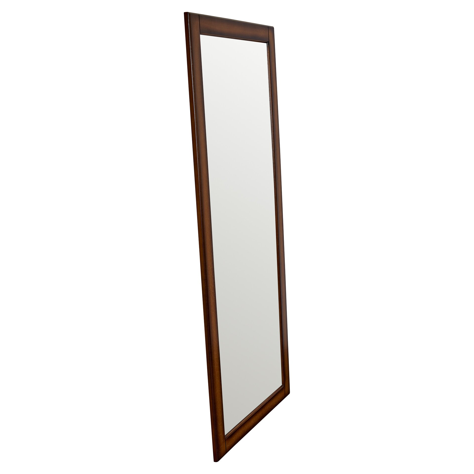 Darby Home Co Russell Leaning Floor Mirror Amp Reviews Wayfair