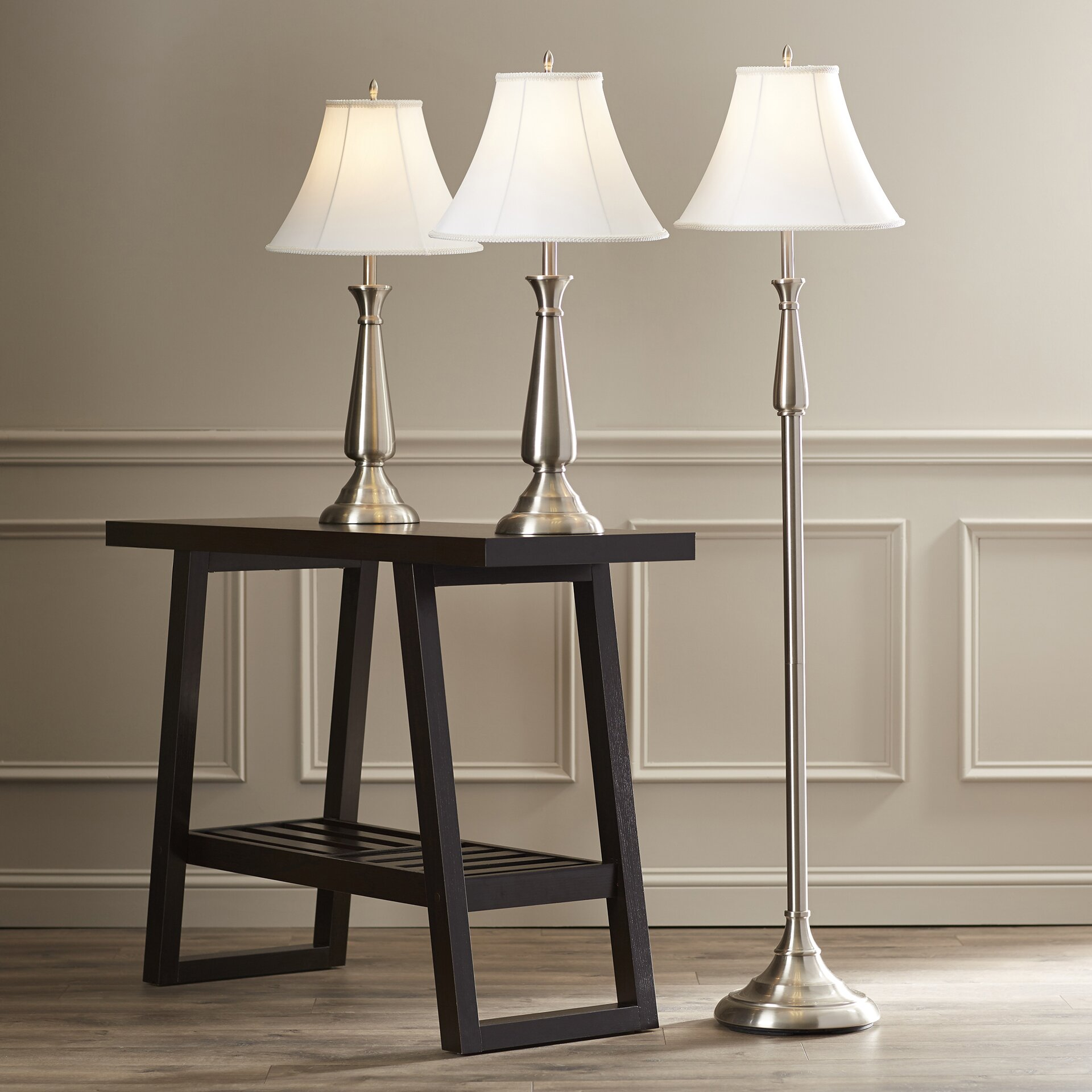 lighting lamps table lamps darby home co sku dbhc1623. Black Bedroom Furniture Sets. Home Design Ideas