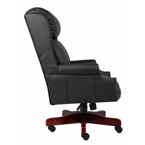 Darby Home Co Strelley Adjustable High Office Chair Reviews Wayfair
