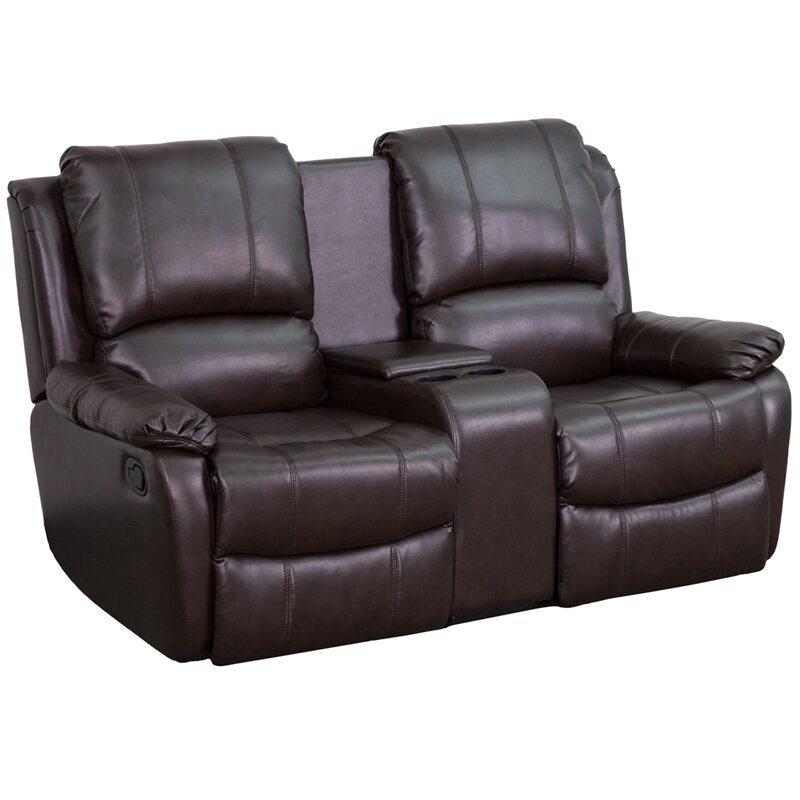Darby Home Co Sackville 2 Seat Home Theater Recliner  : Sackville 2 Seat Home Theater Recliner DBHC2515 from www.wayfair.com size 800 x 800 jpeg 70kB