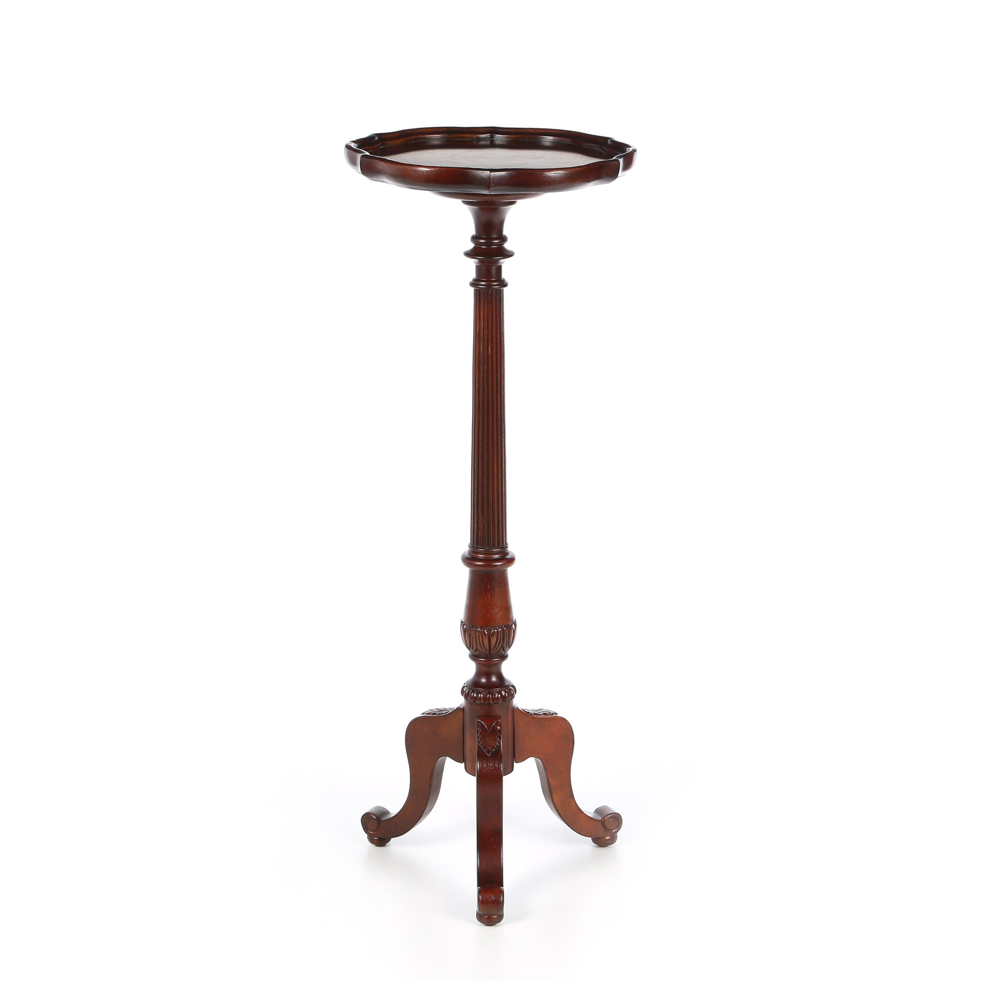 Low Dining Room Tables Darby Home Co Elkville Pedestal Plant Stand Amp Reviews