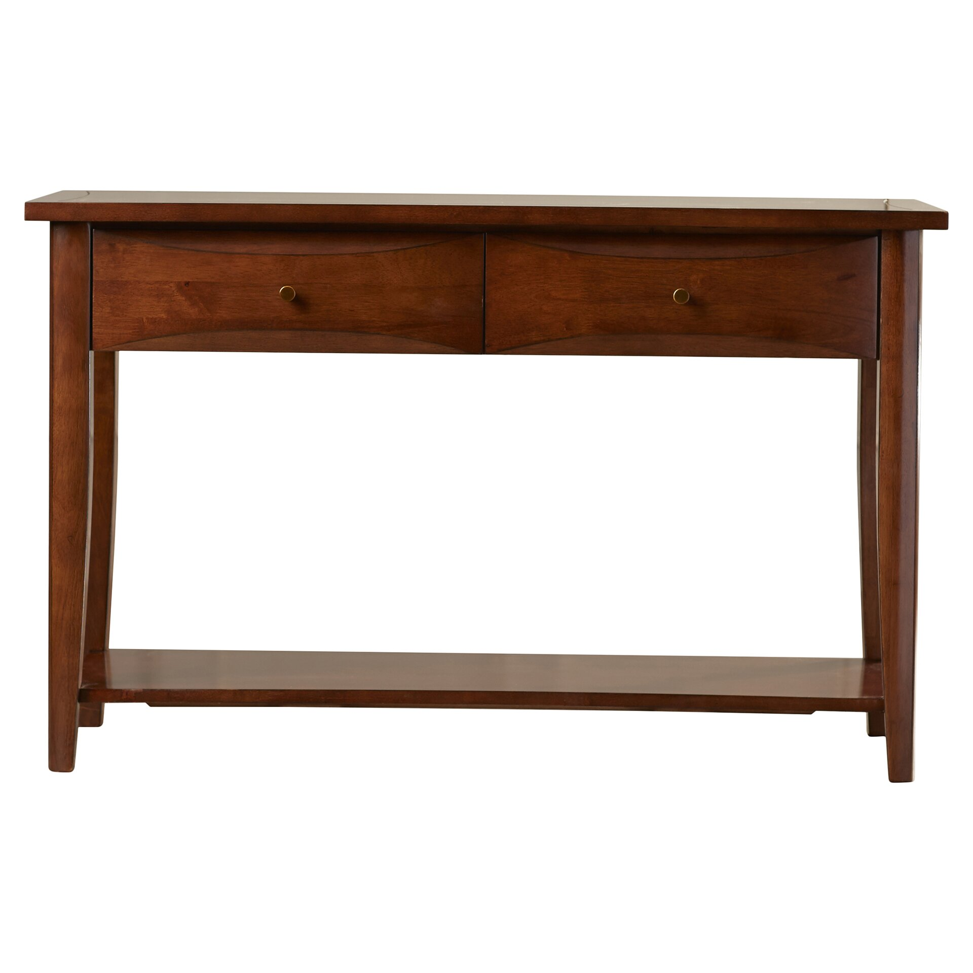 darby home co elburn console table reviews wayfair supply. Black Bedroom Furniture Sets. Home Design Ideas