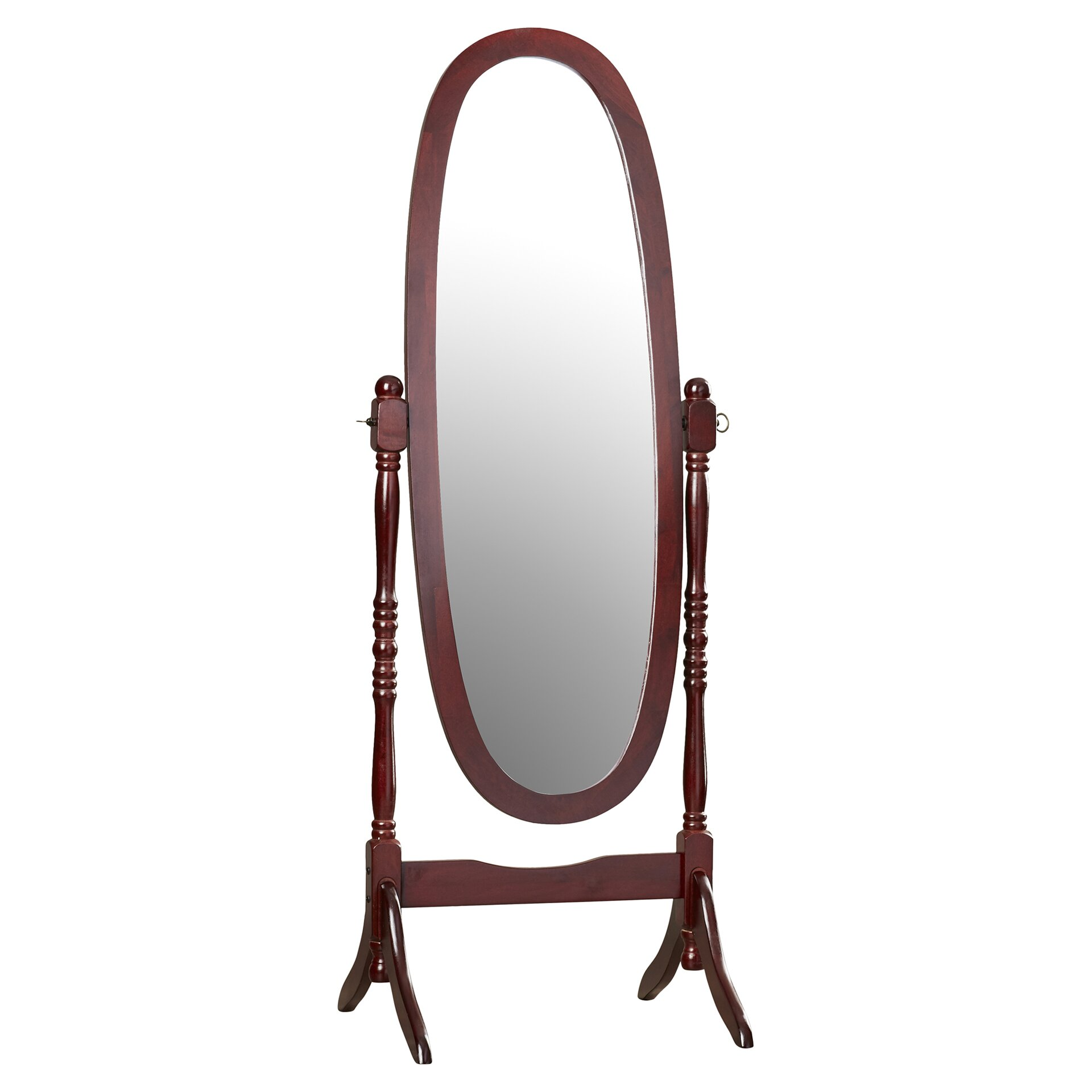 Darby home co redmond cheval mirror reviews wayfair for Cheval mirror