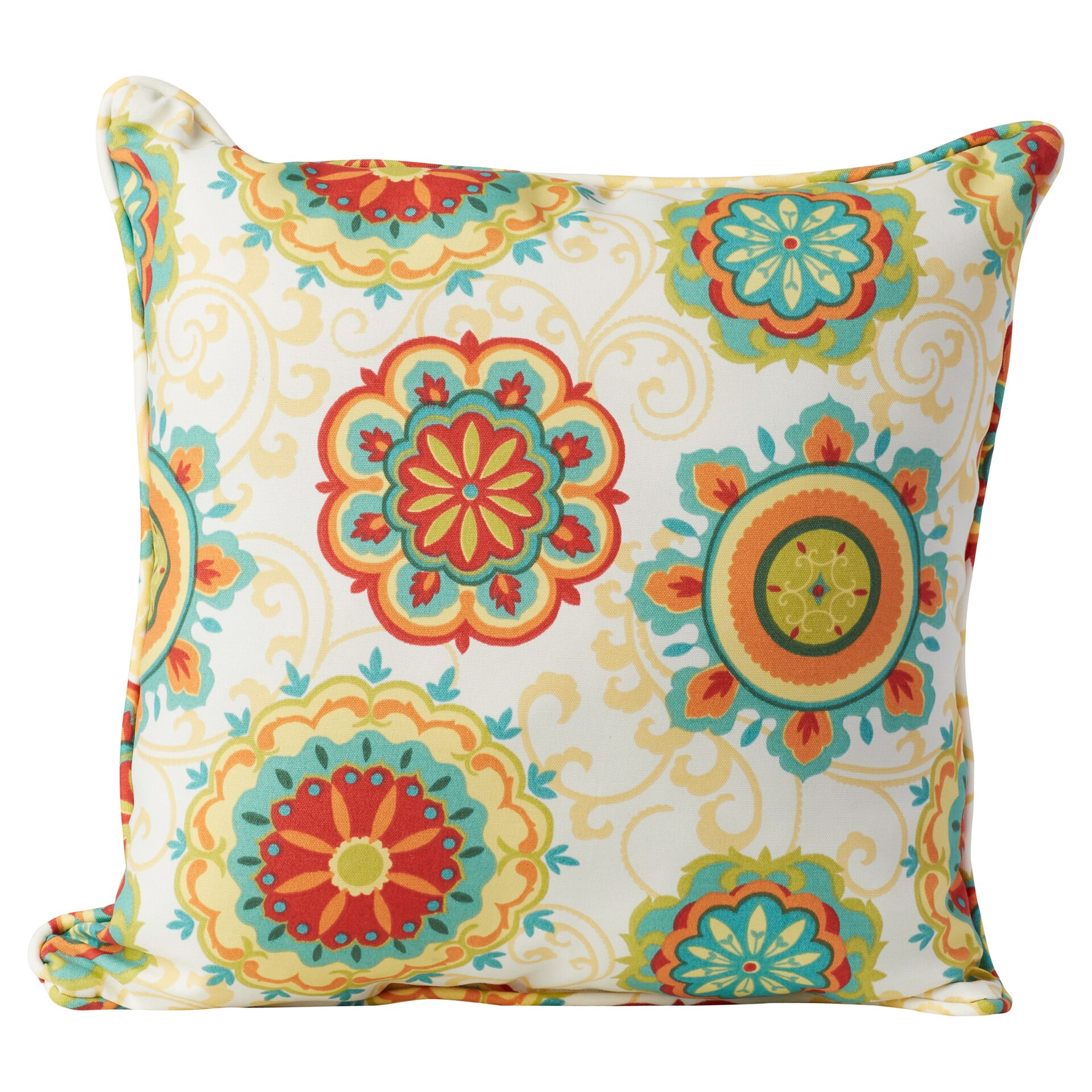 Throw Pillows In Abuja : Darby Home Co Joliet Indoor/Outdoor Throw Pillow & Reviews Wayfair