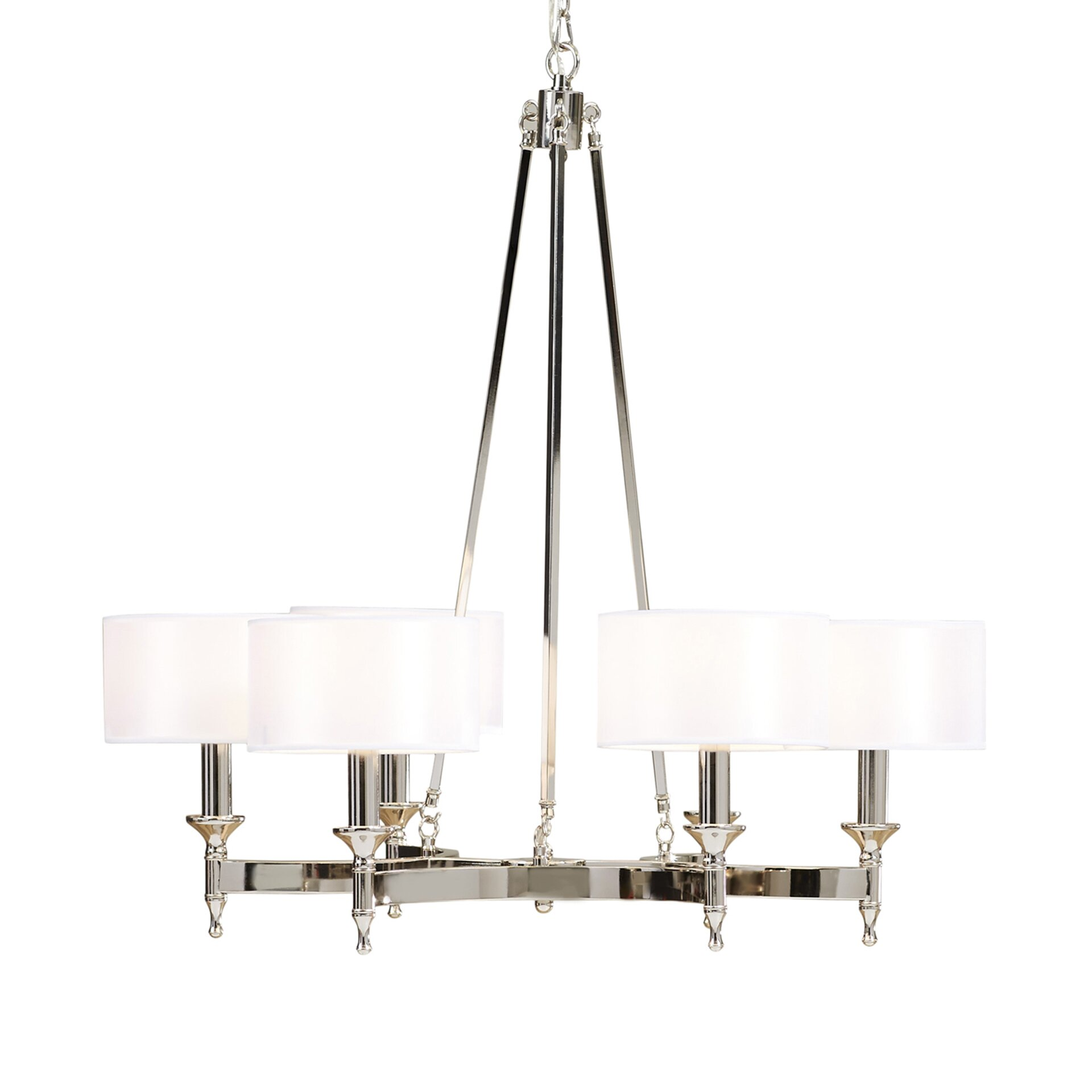 Darby Home Co Watson 6 Light Chandelier & Reviews