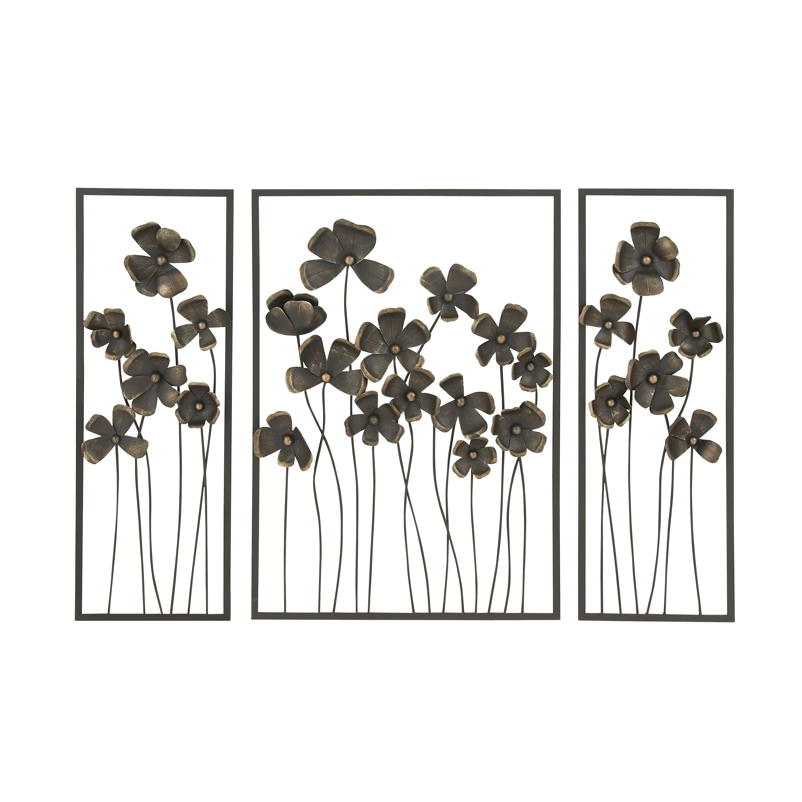 Wall Decor Sets Of 3 : Darby home co piece wall d?cor set reviews wayfair