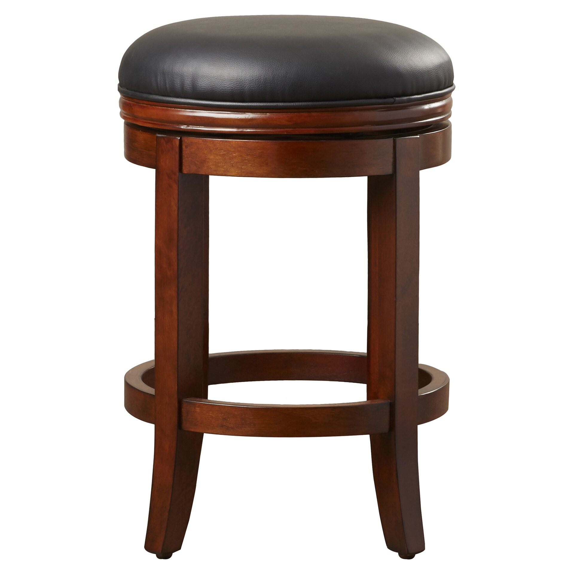 Darby home co champneys 26 swivel bar stool reviews wayfair supply Home bar furniture clearance