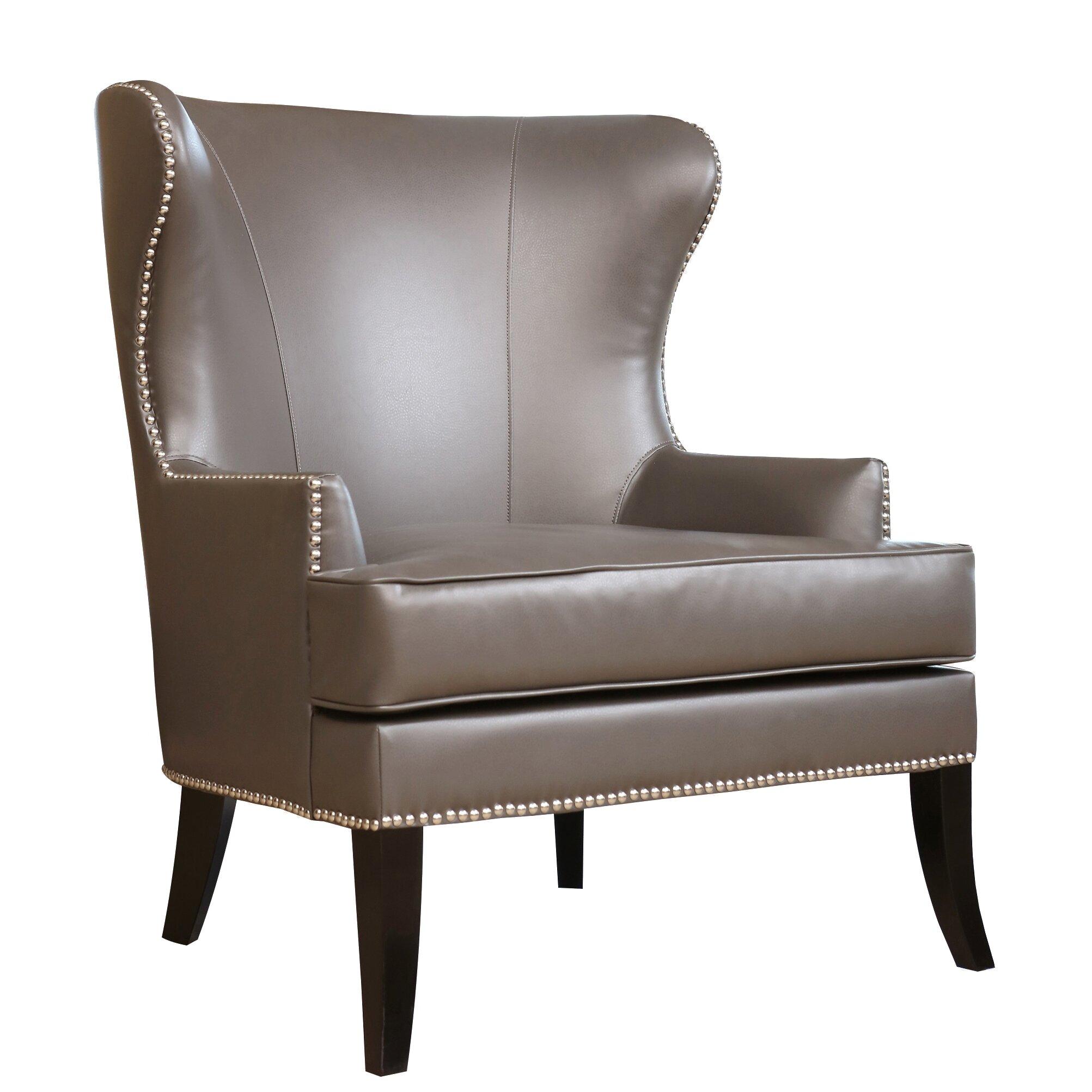Darby Home Co Donlon Nailhead Trim Arm Chair Amp Reviews