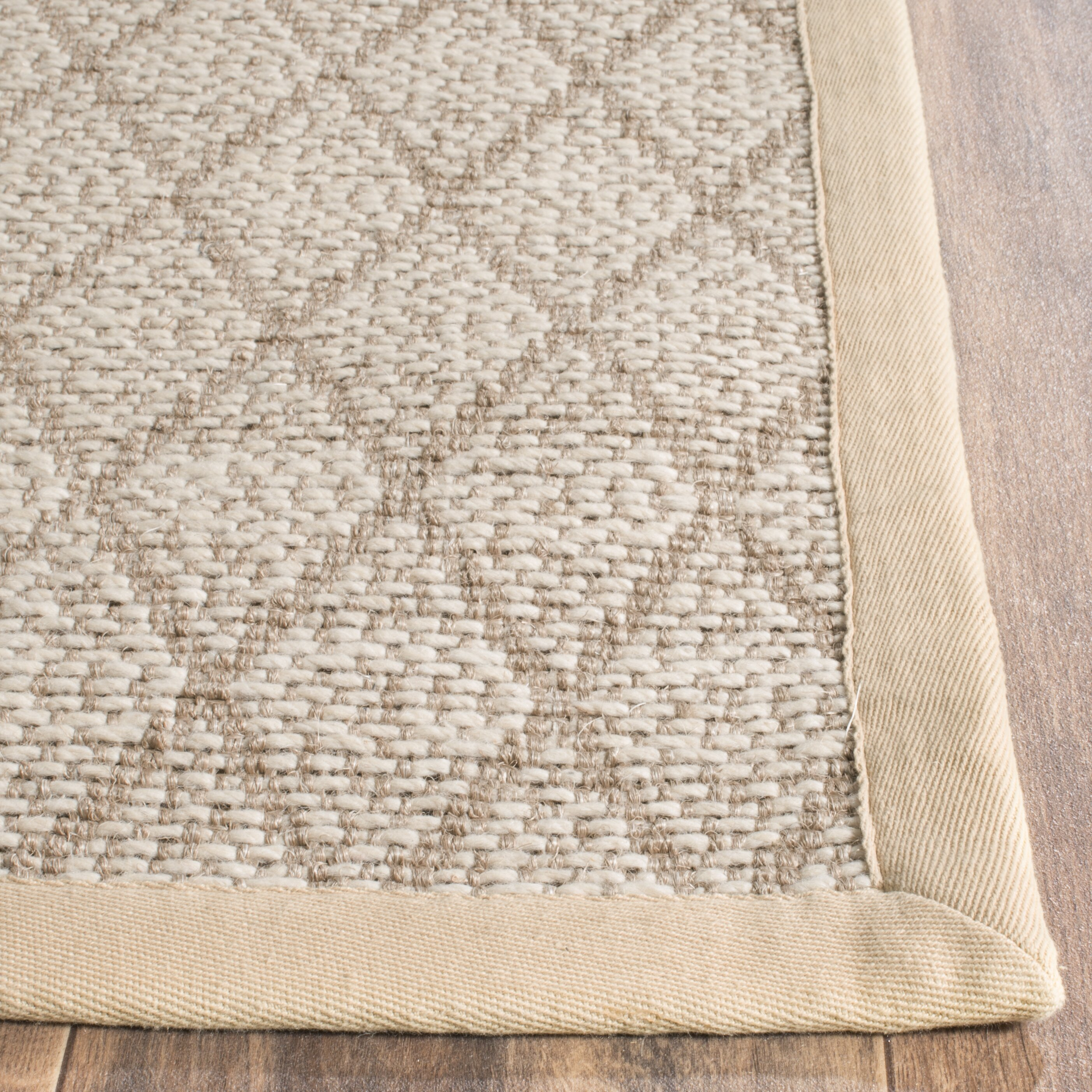 Darby Home Co Natural Fiber Area Rug & Reviews