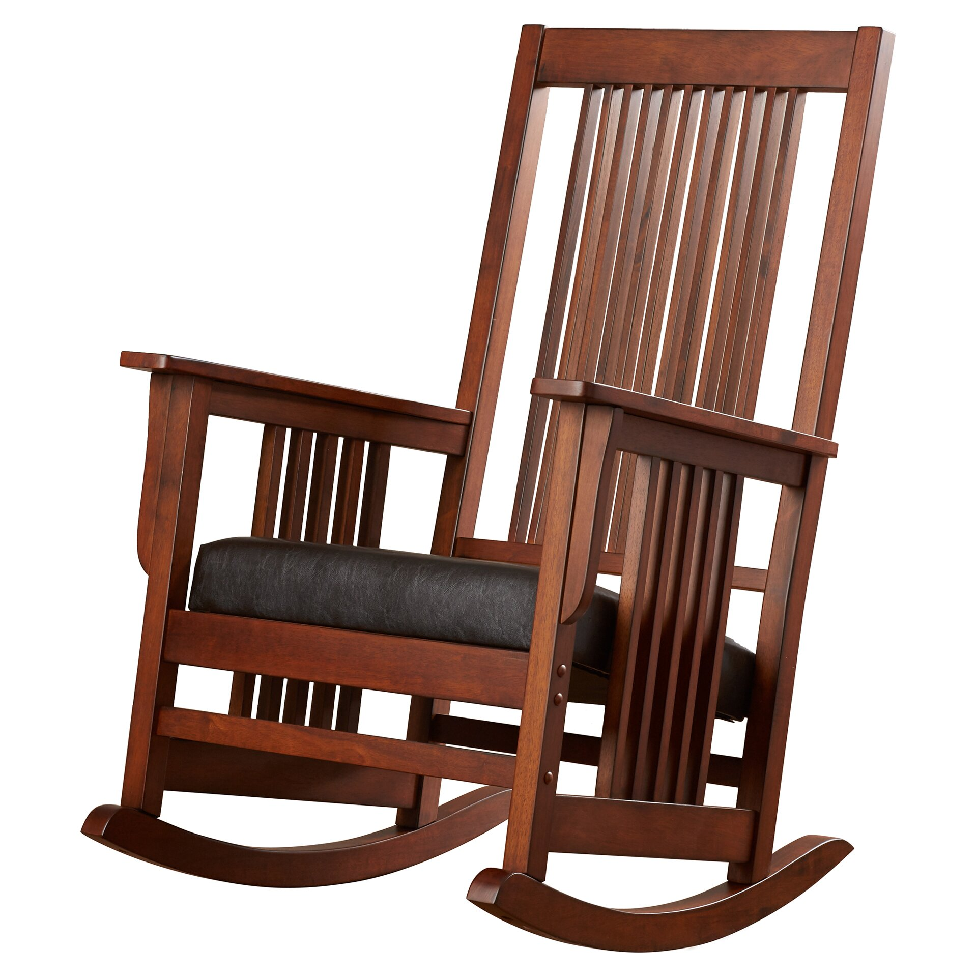 Darby home co matilda rocking chair reviews wayfair for Rocking chair