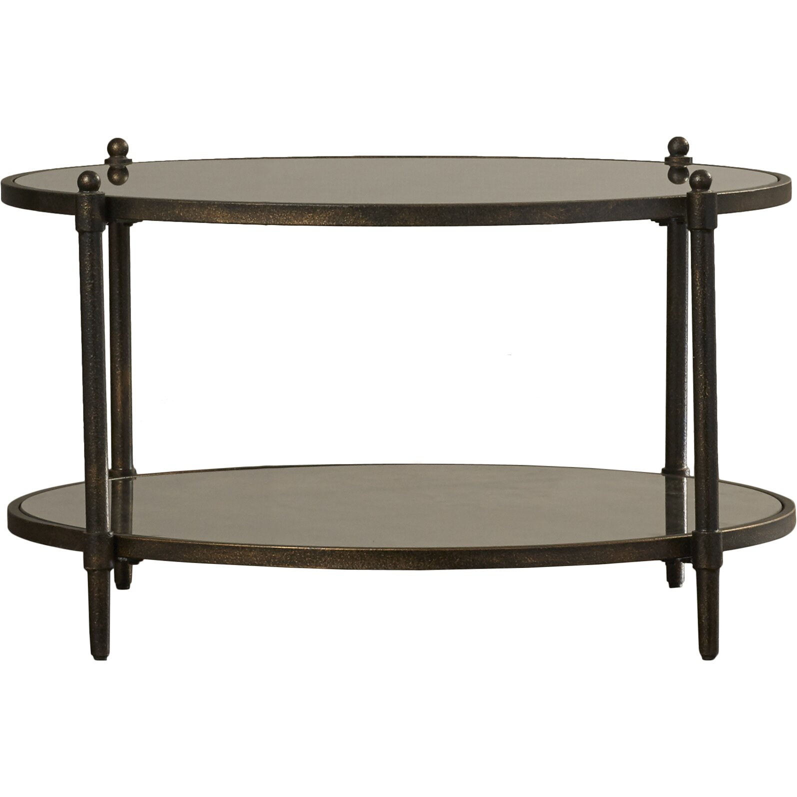 Darby home co coffee table wayfair for Wayfair outdoor coffee table