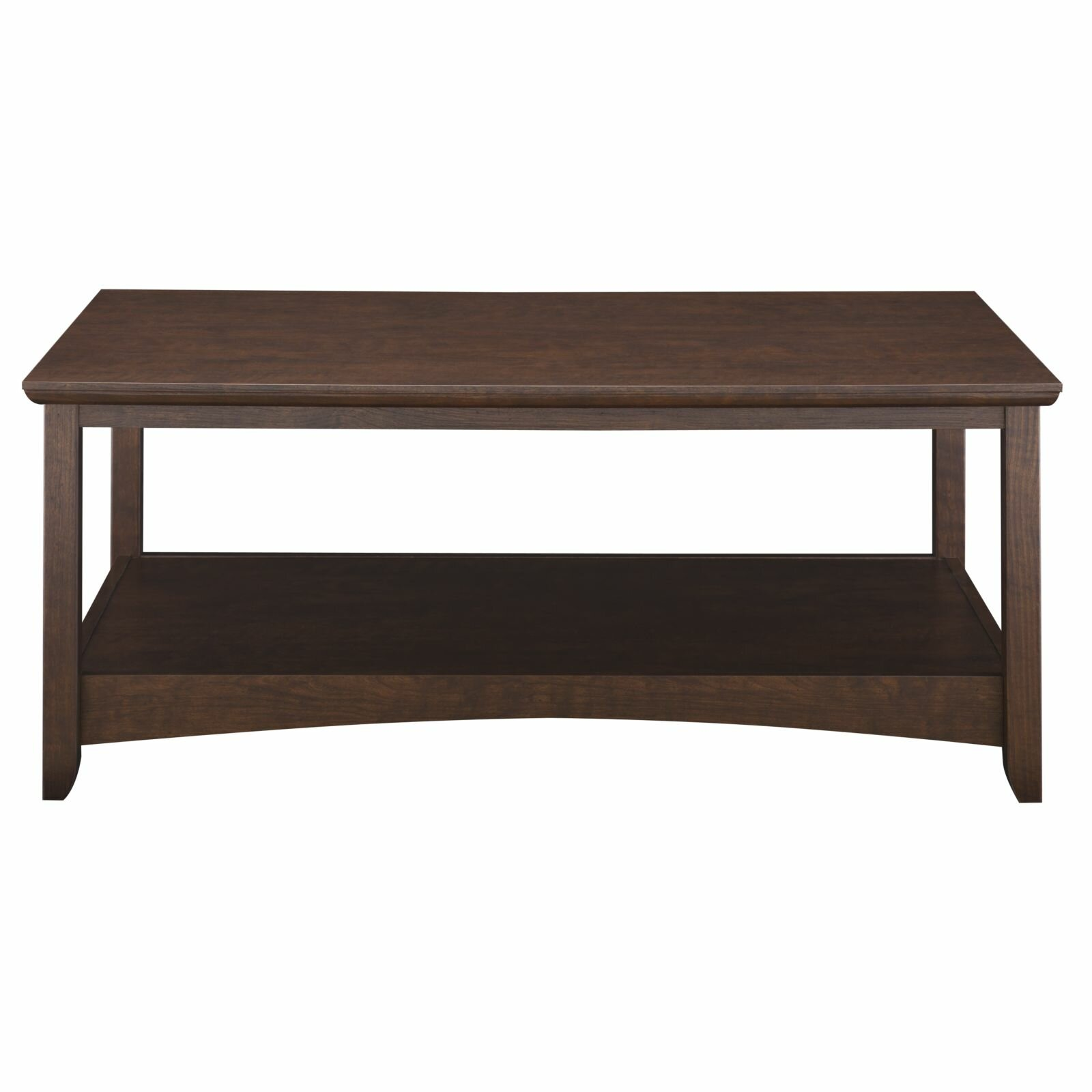 Darby home co egger coffee table reviews wayfair for Coffee tables zara home