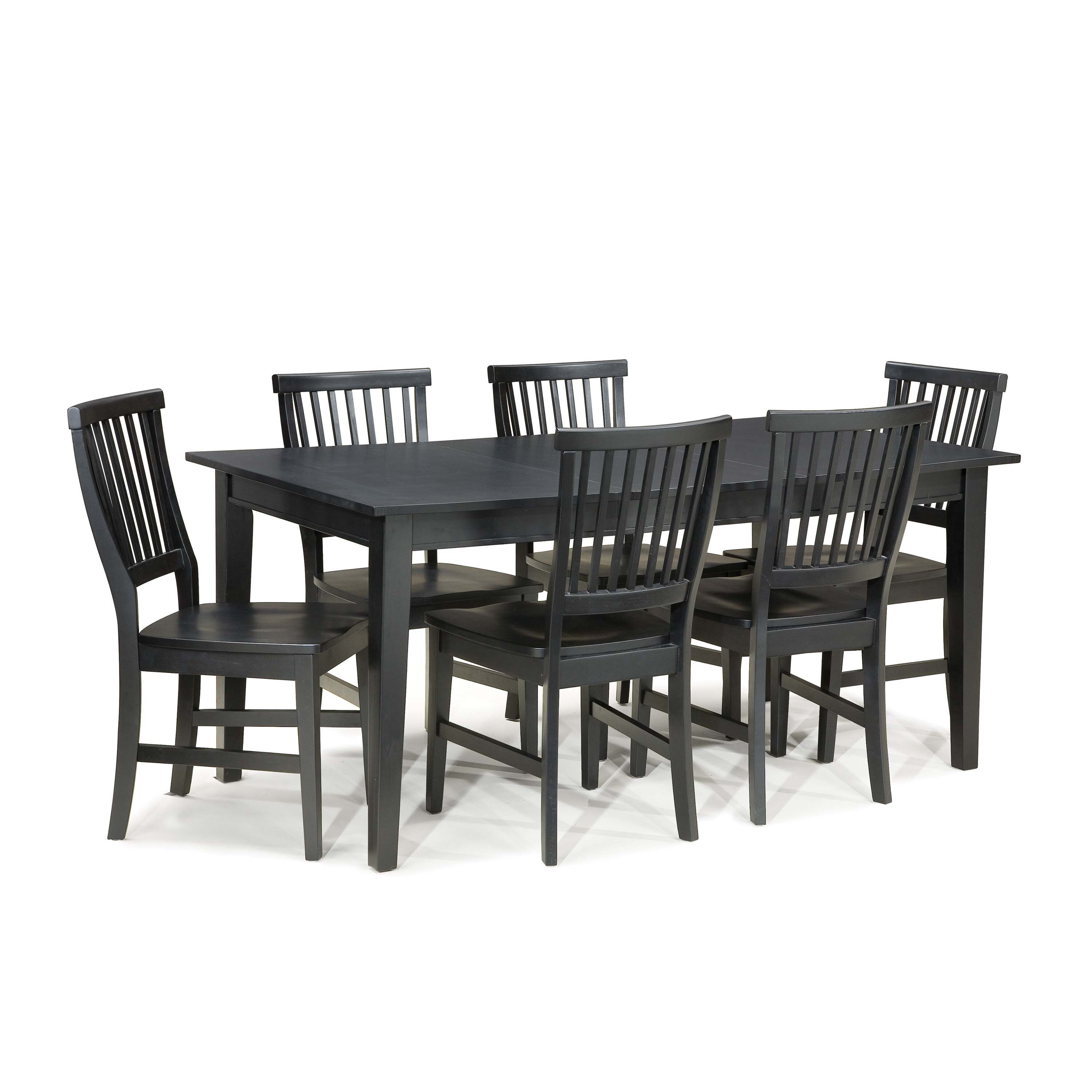 Alcott hill lakeview 7 piece dining set reviews wayfair for 7 piece dining set