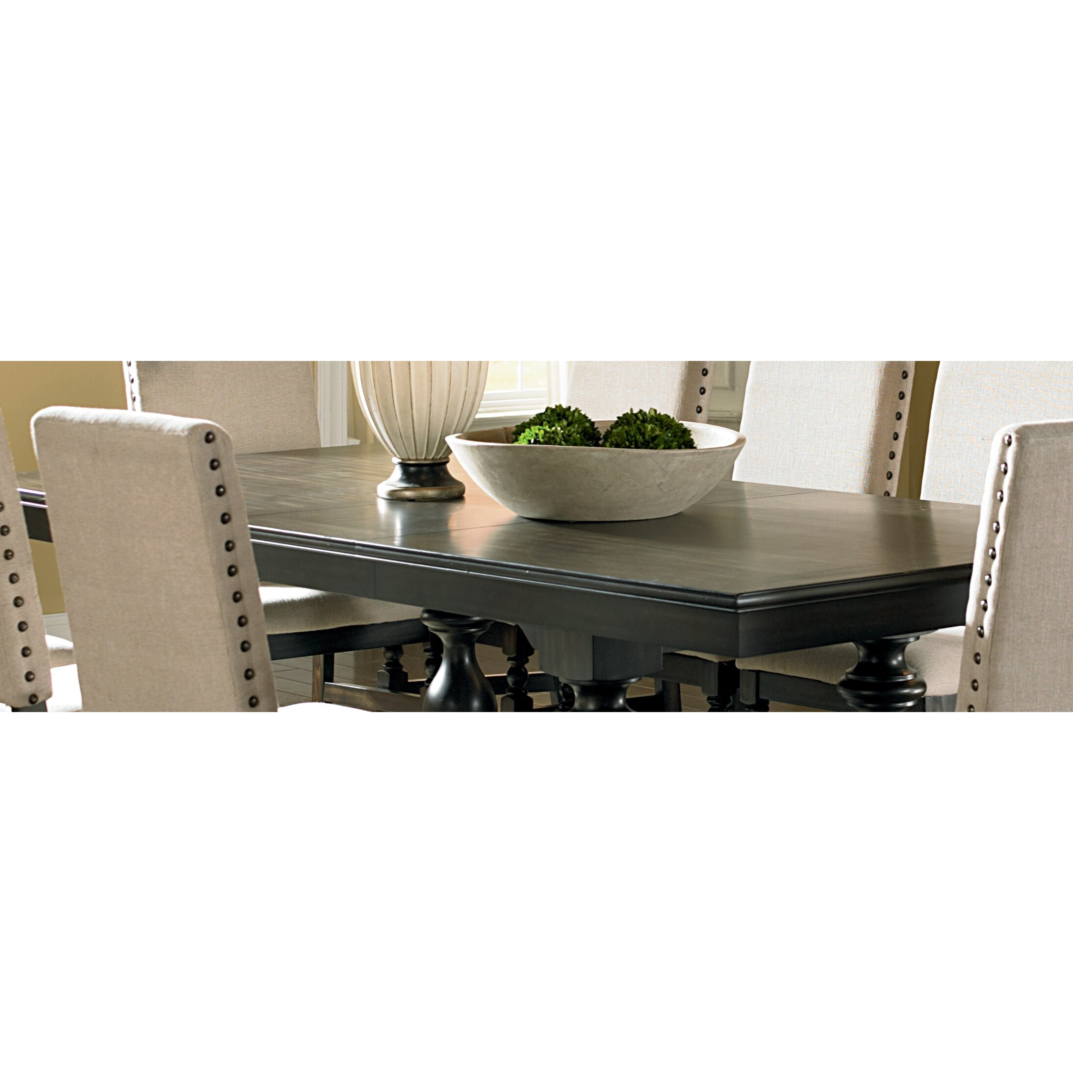 Darby Home Co Extendable Dining Table amp Reviews Wayfair :  from www.wayfair.com size 2188 x 2188 jpeg 256kB